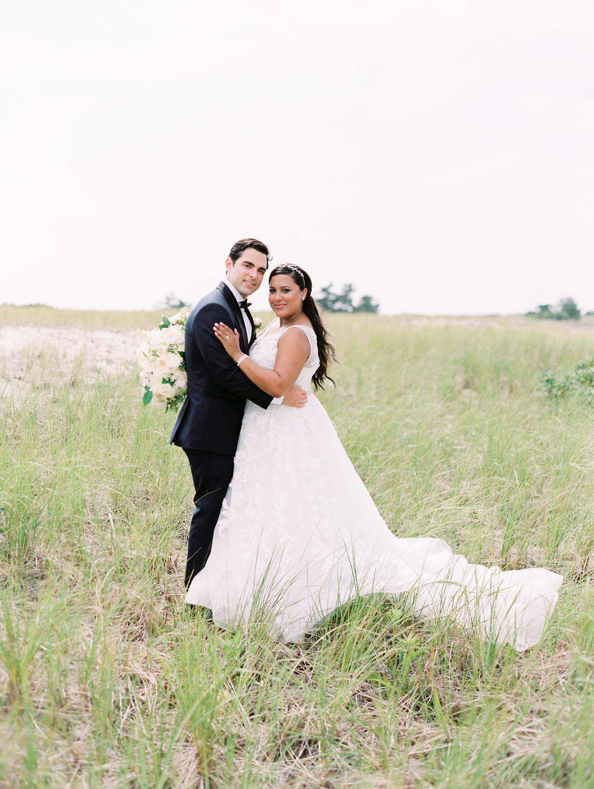 A Late-Summer Wedding in Cape Cod