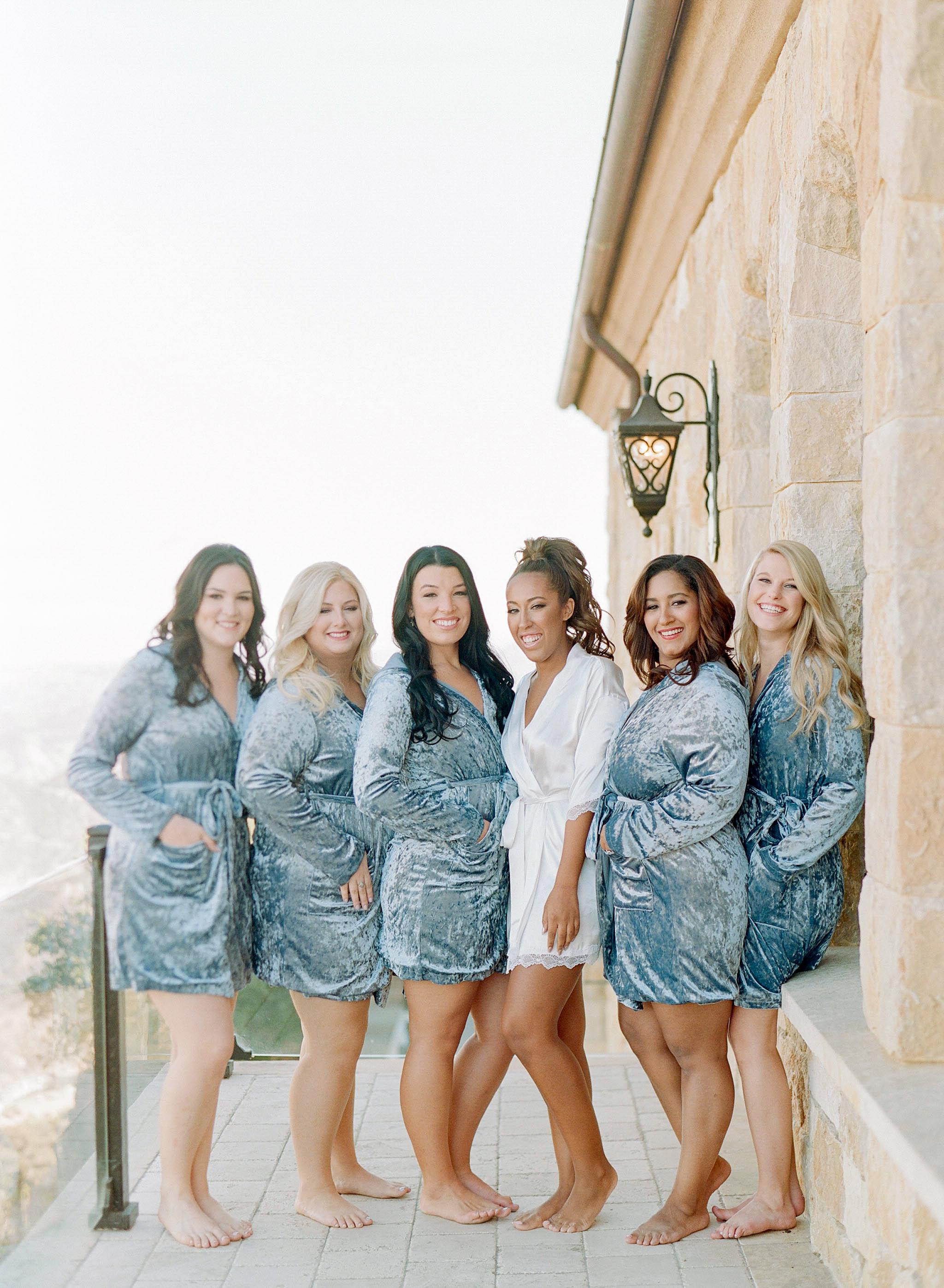 tillie dalton wedding bridesmaids robes