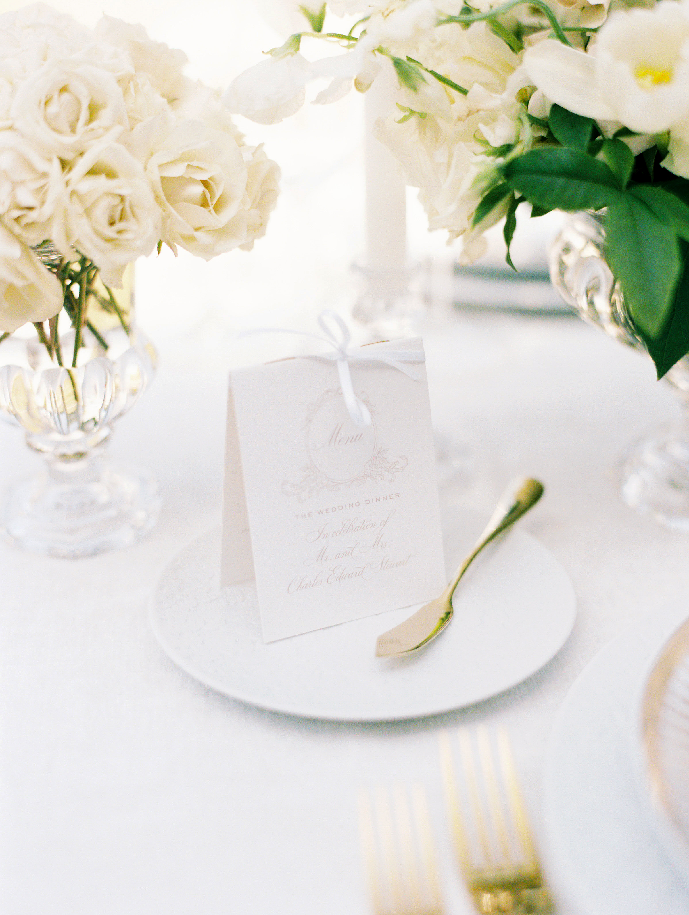 How Long Should Each Course of Your Wedding Meal Be?