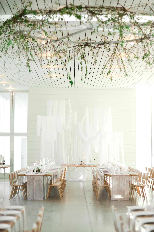 brittany peter wedding room installation