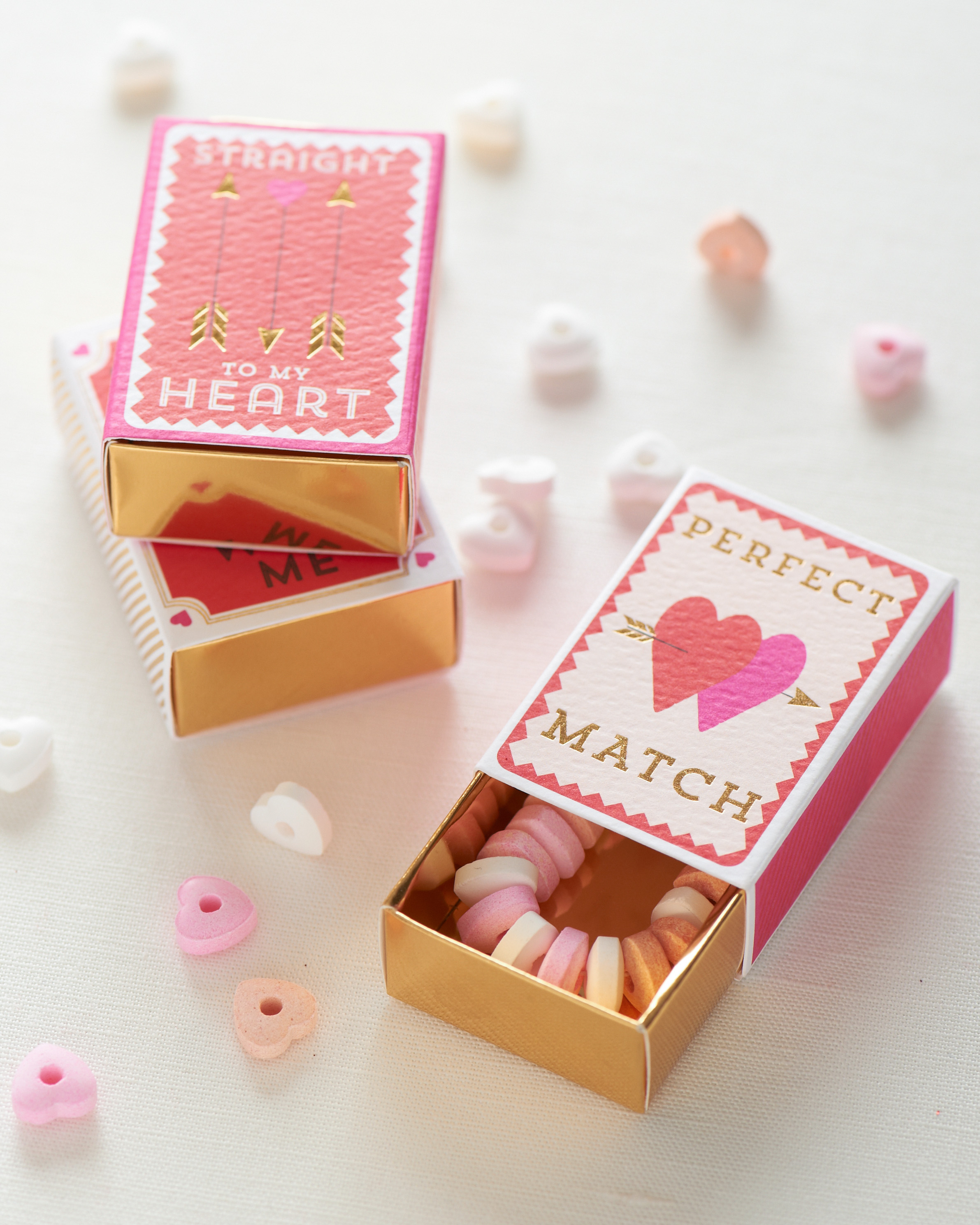 Experts Share Their Favorite Ideas for Valentine's Day-Inspired Wedding Favors