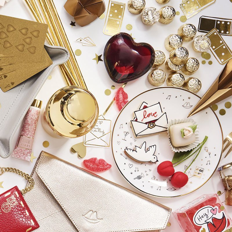darcy miller celebrate love bloomingdales collection