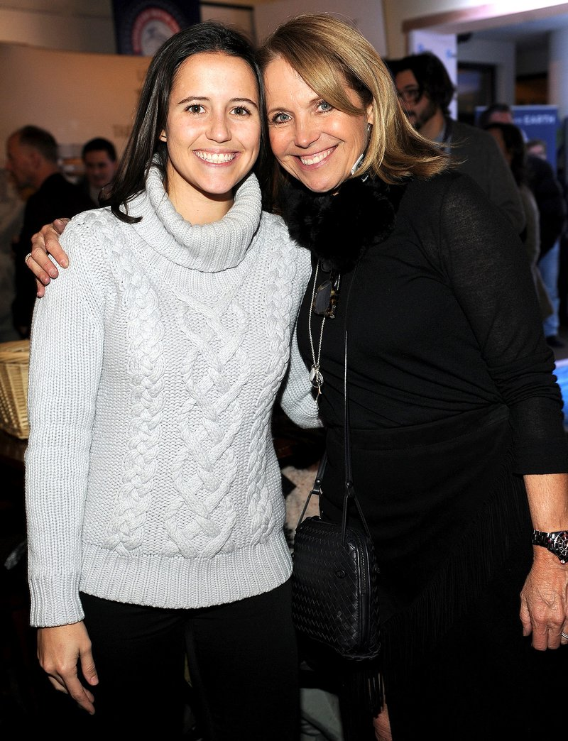 katie couric daughter ellie monahan engaged