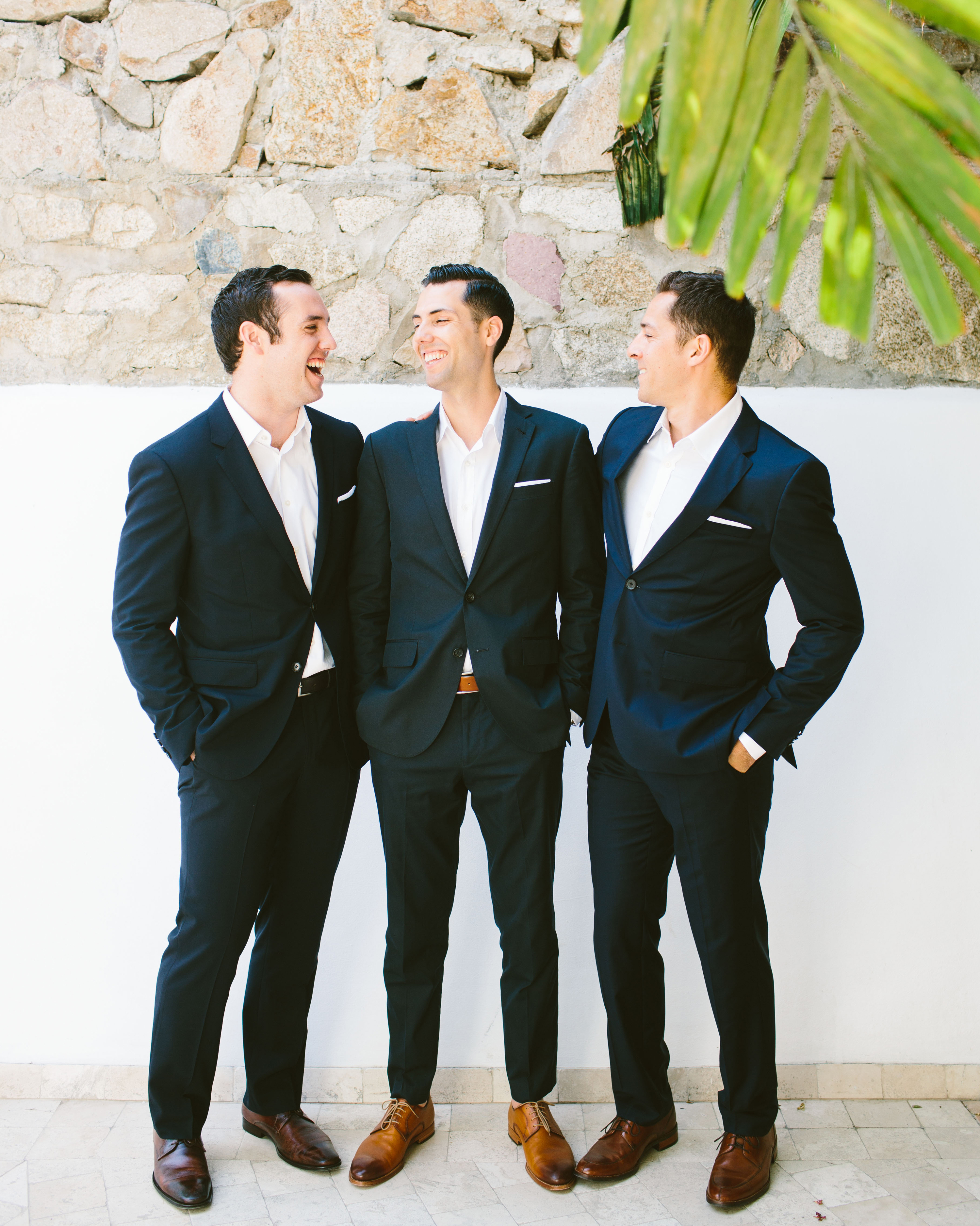 Can the Groom Have Two Best Men?