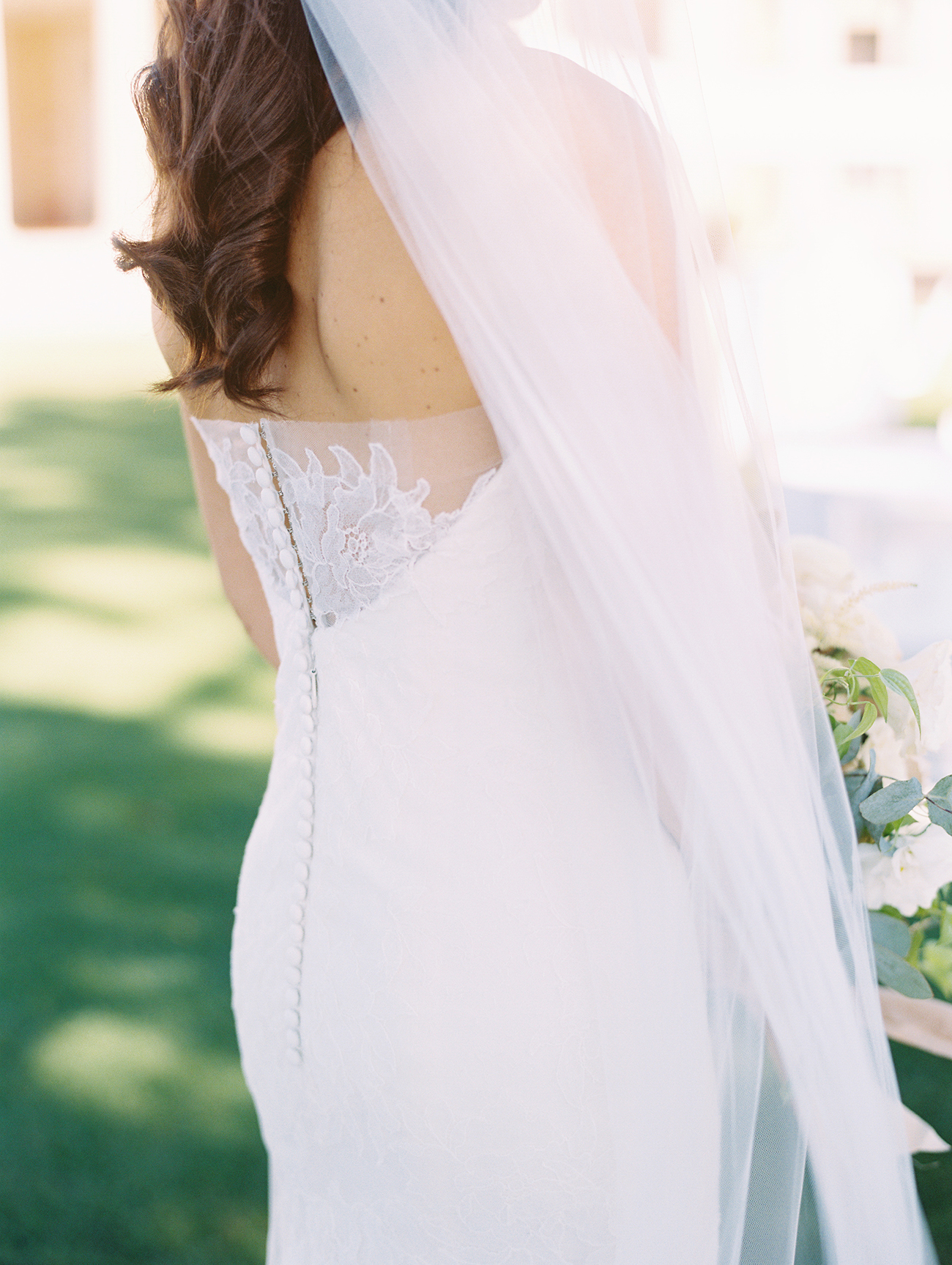 The Most Common Wedding Dress Embellishments, Explained