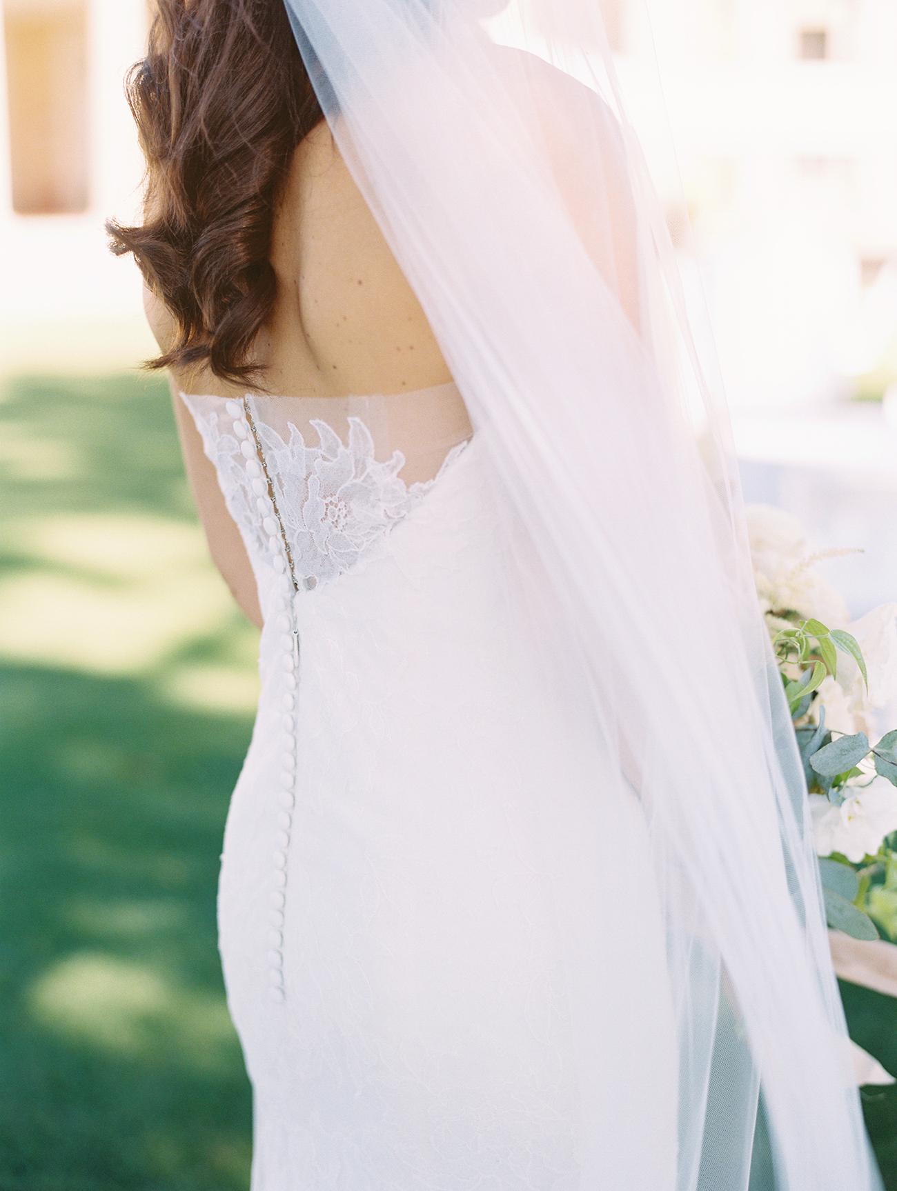 The Most Common Wedding Dress Embellishments, Explained