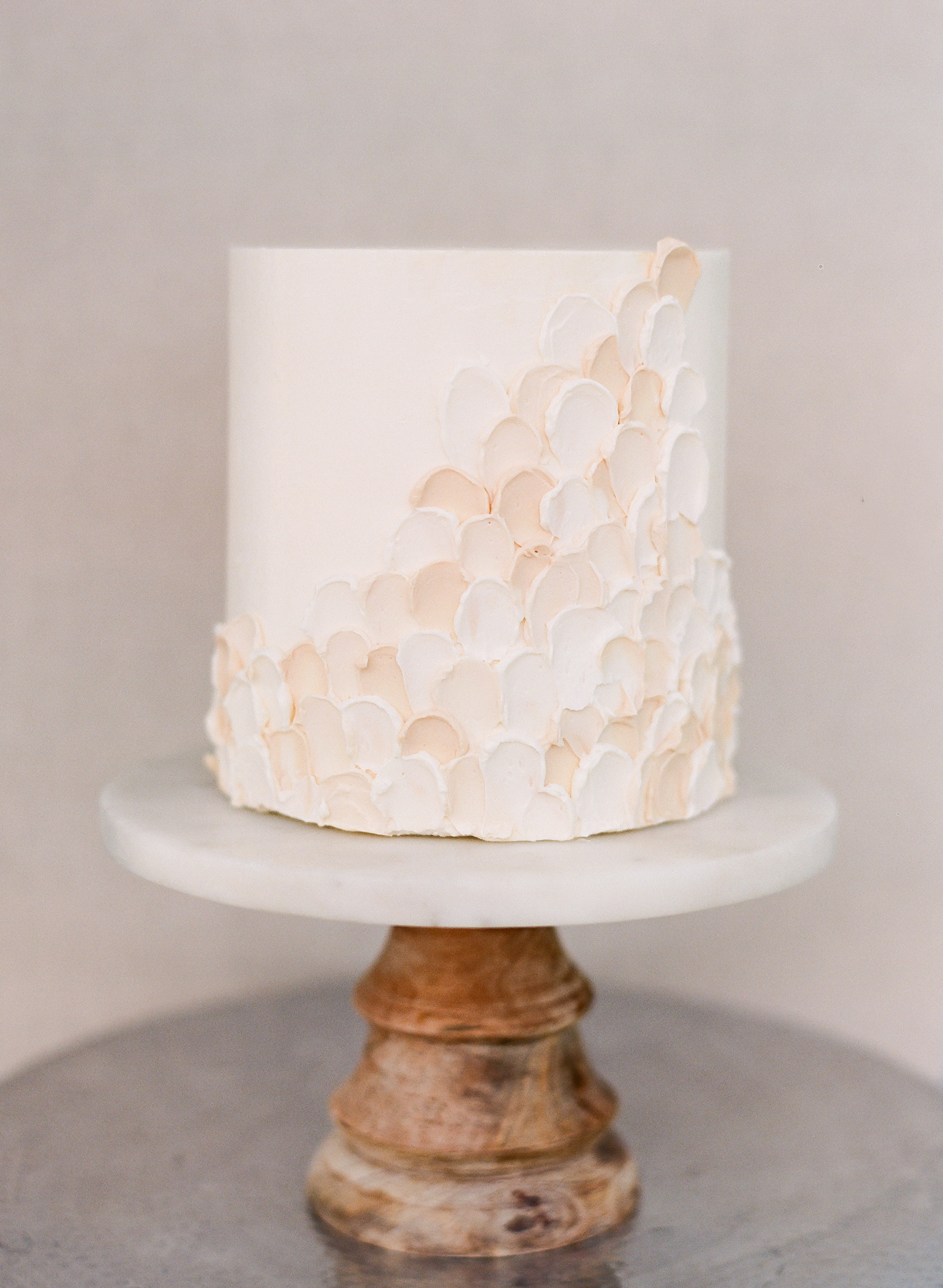 garrett and sean wedding cake
