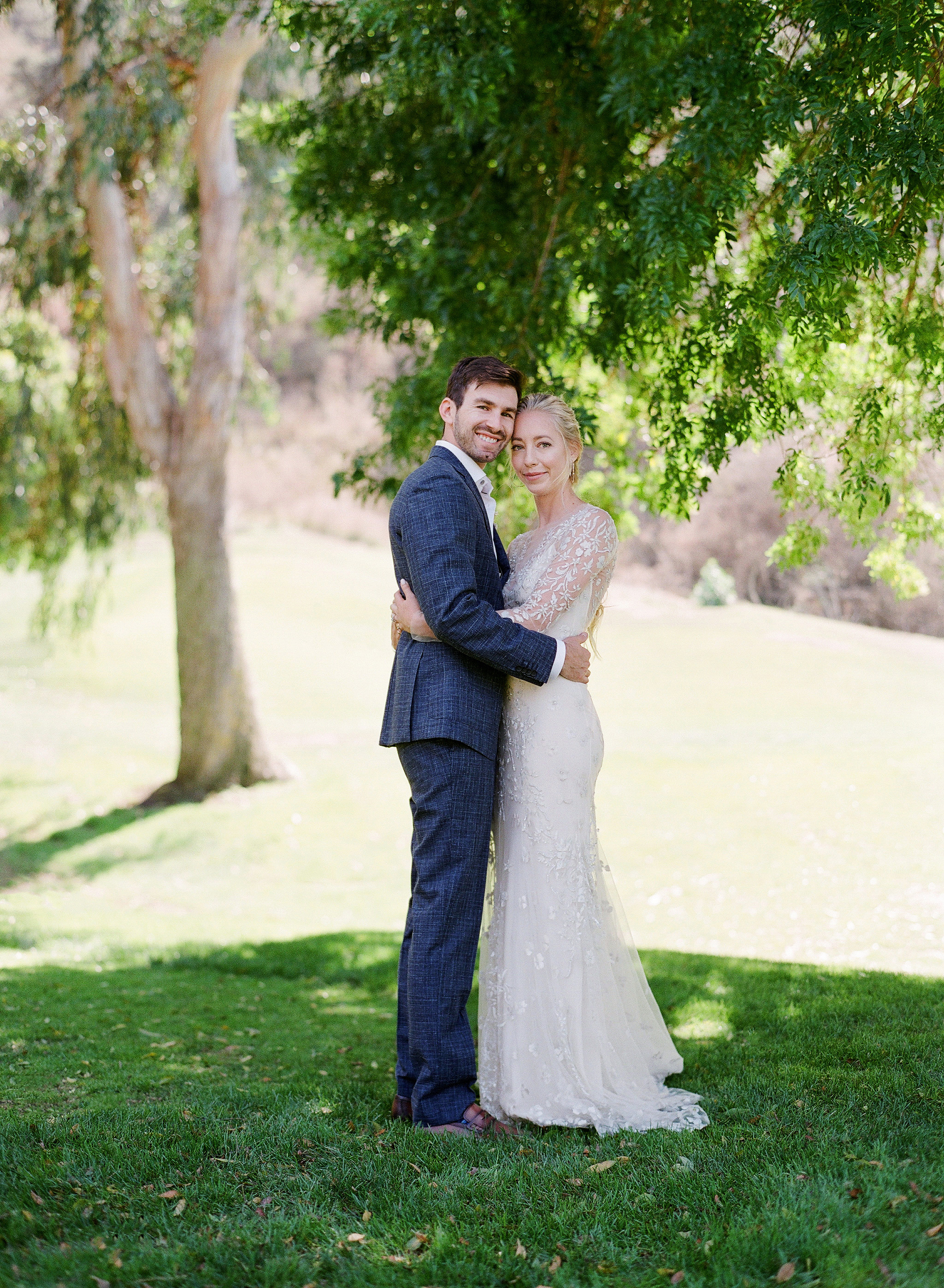 A California-Cool Wedding in Laguna Beach