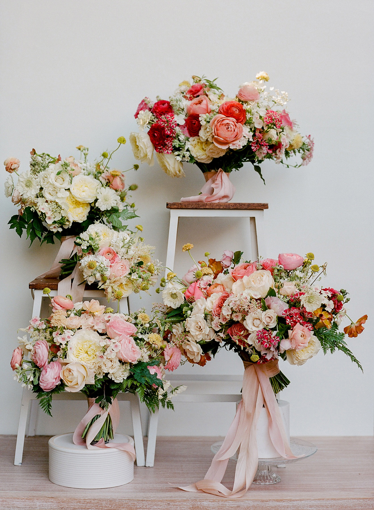 Rose Wedding Bouquets for Every Budget—from $100 to $500