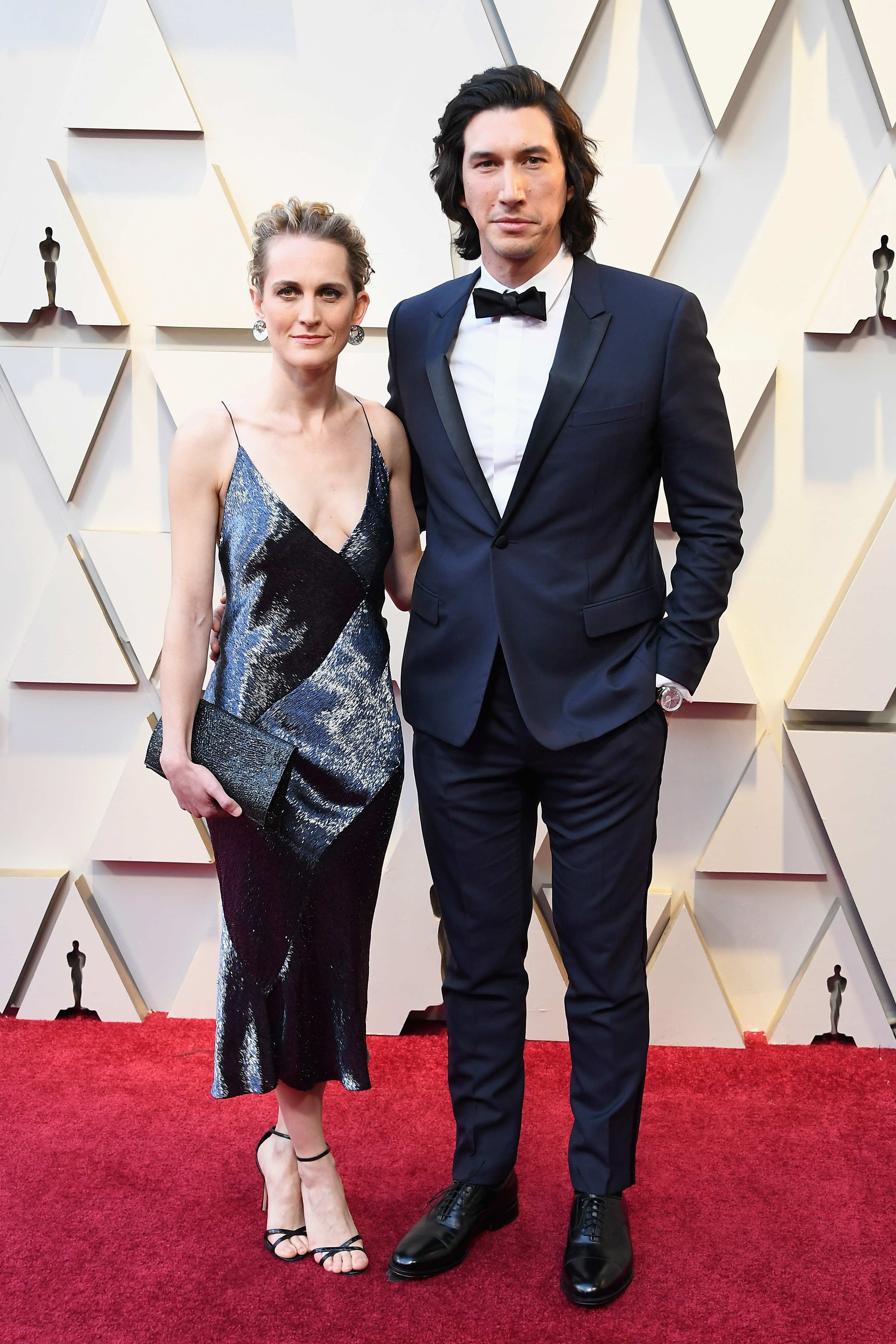 adam driver and joanne tucker oscars 2019