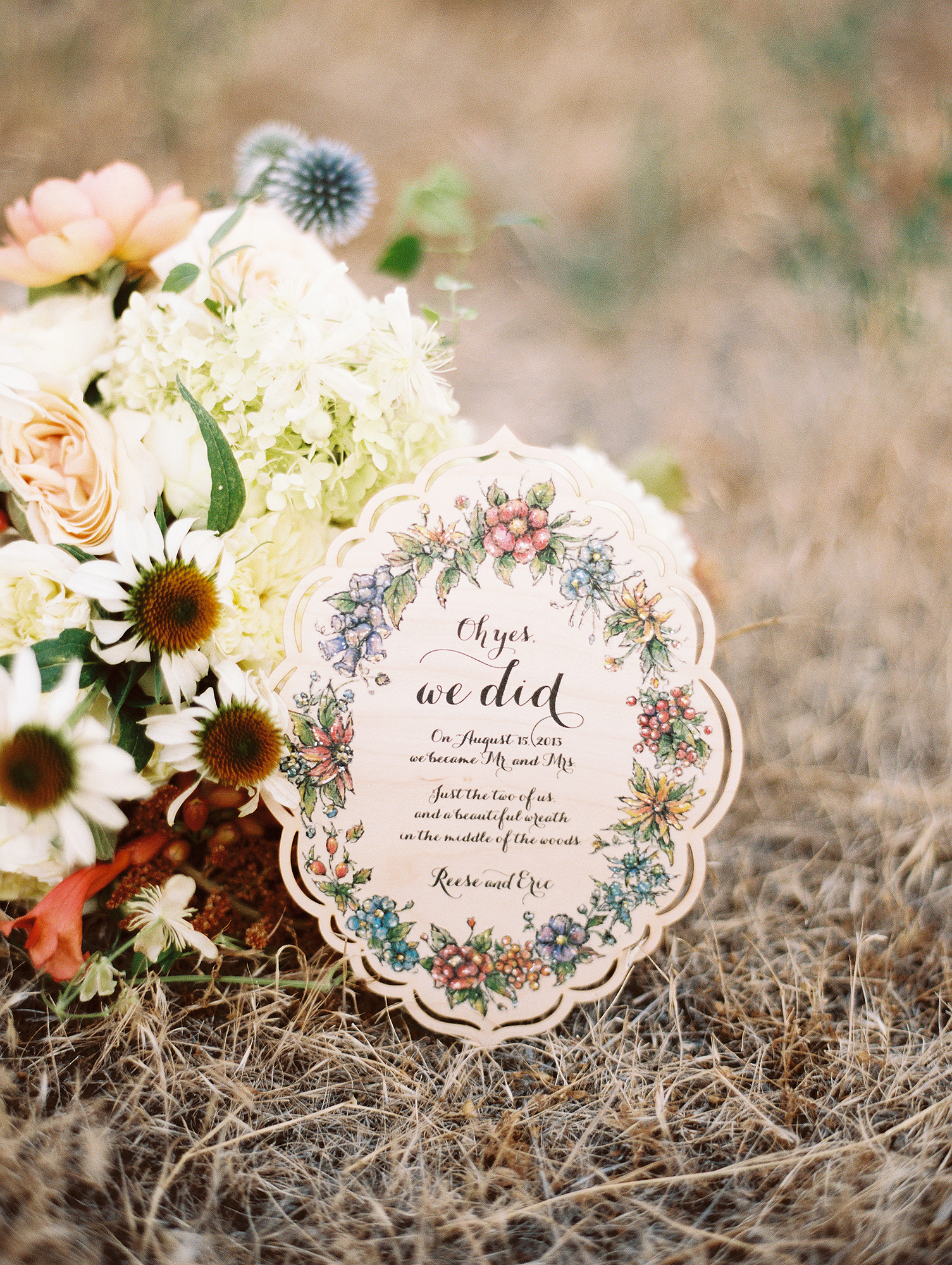 desert wedding inspired invites