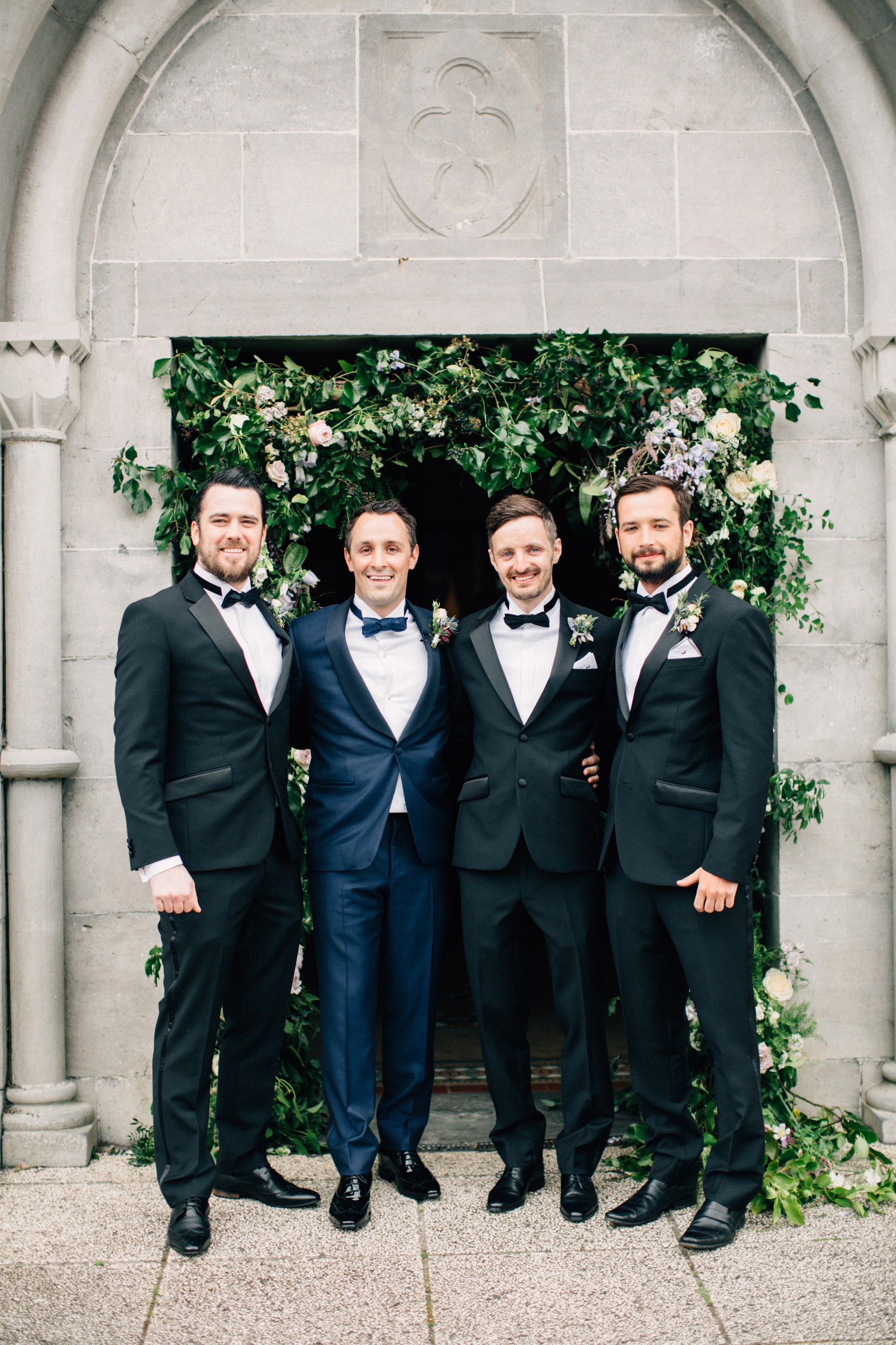 What's the Best Man Responsible for at the Rehearsal Dinner?