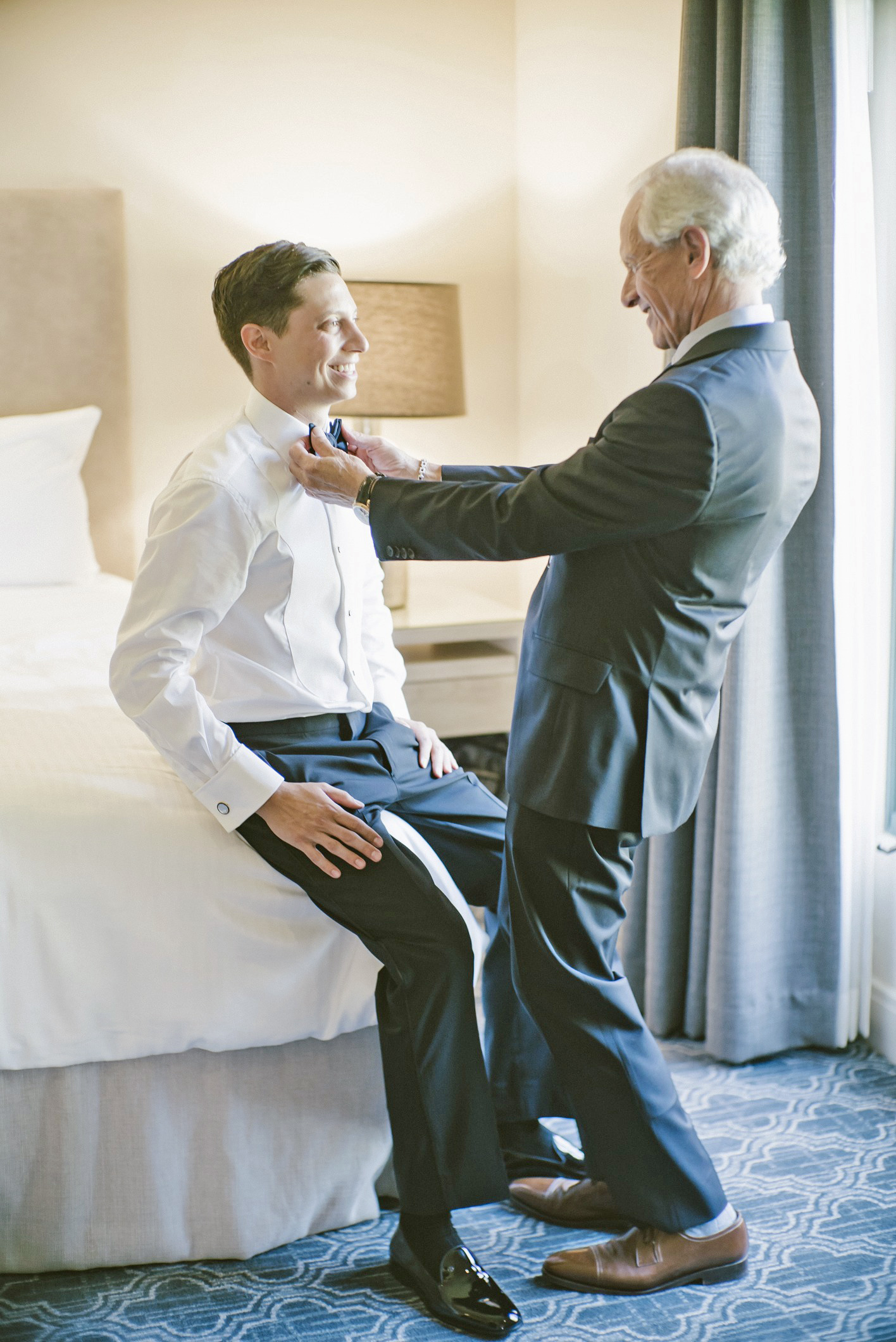 For the Groom: The Best Tips for Bonding with Your Future Father-in-Law