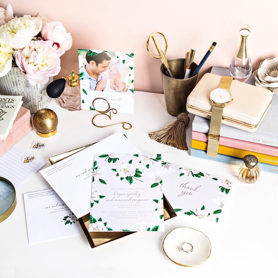 draper james floral suite zola collaboration