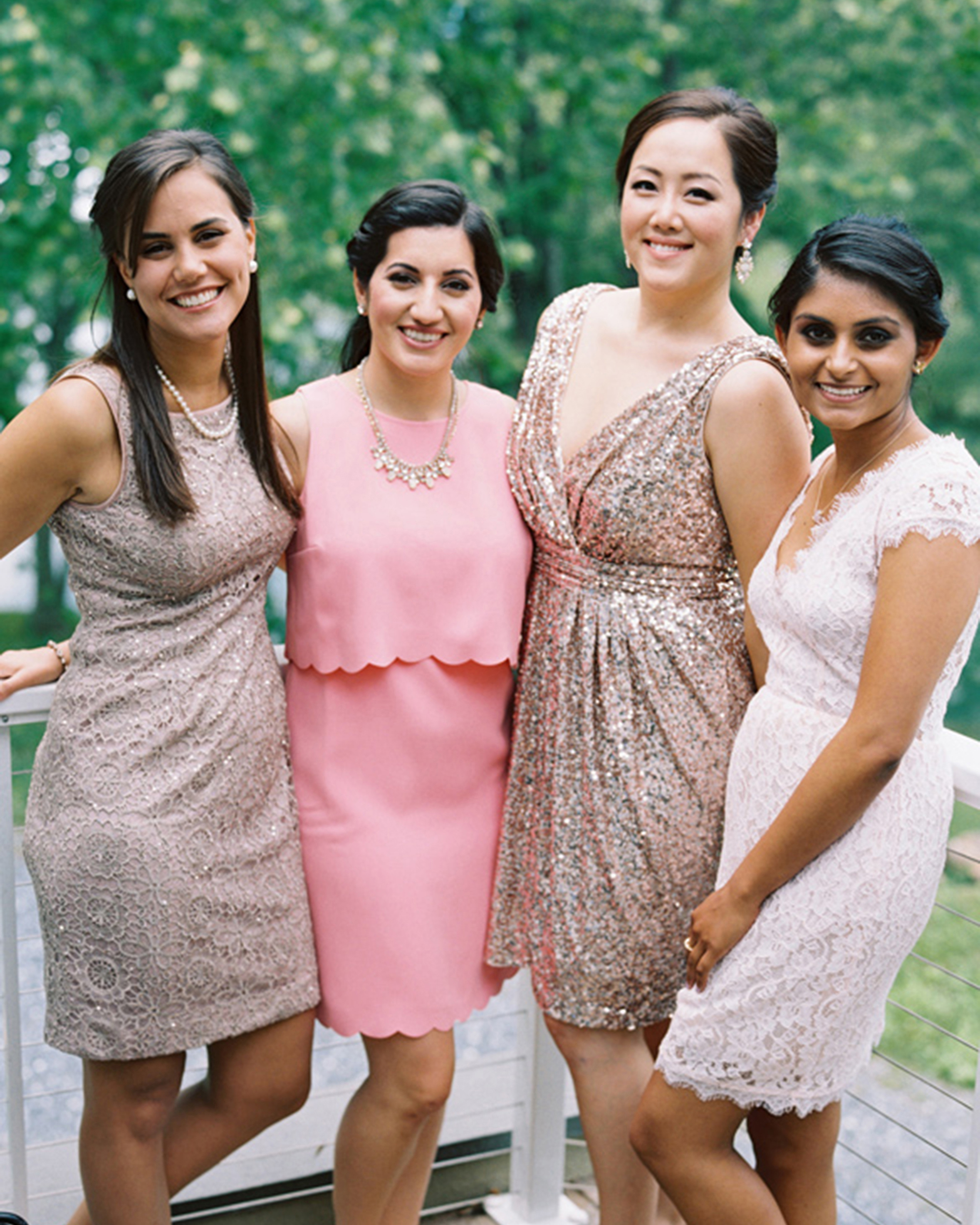 The Dos and Don'ts of Dressing for a Spring Wedding