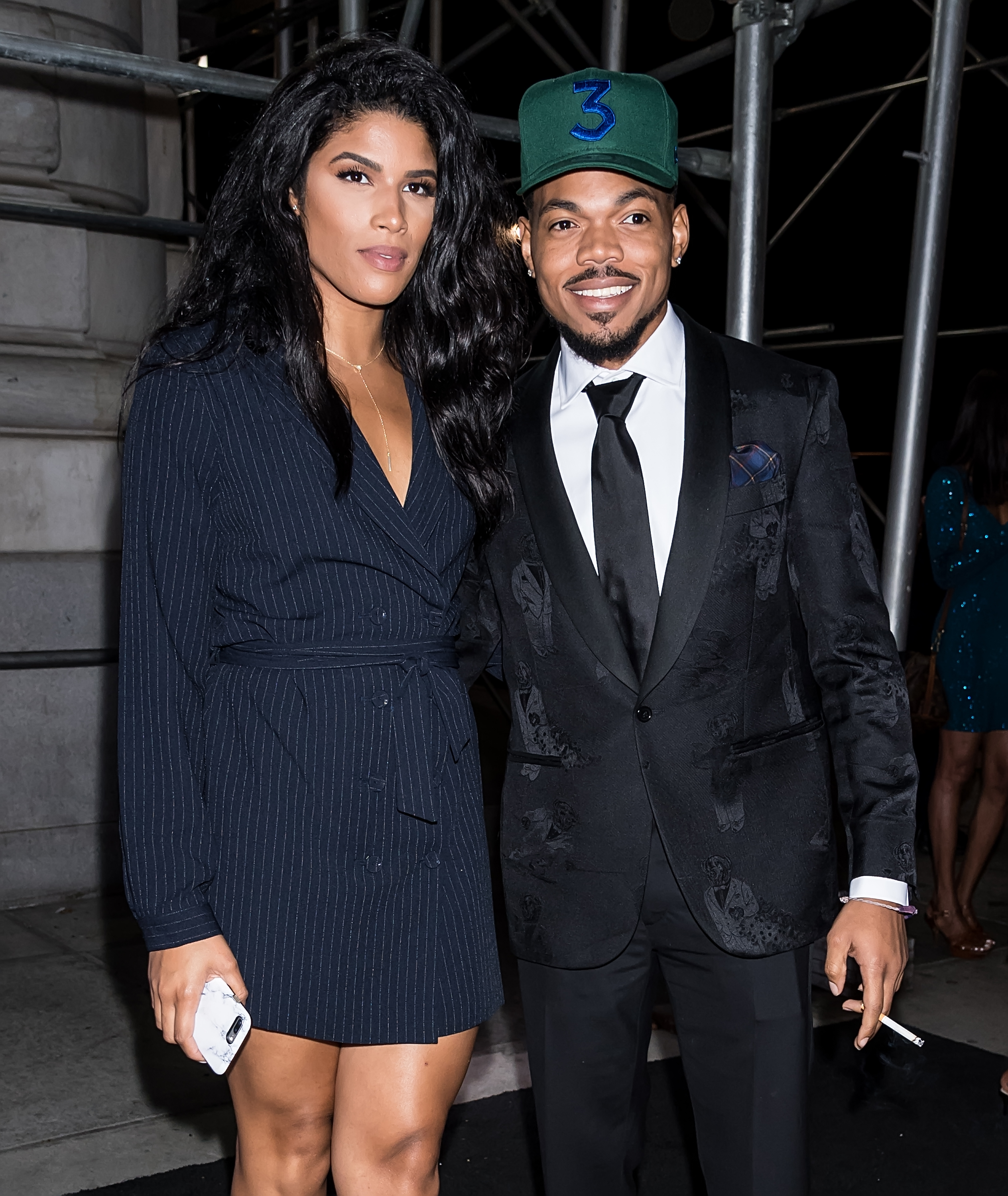 Chance the Rapper Is Married—See His First Wedding Photos!