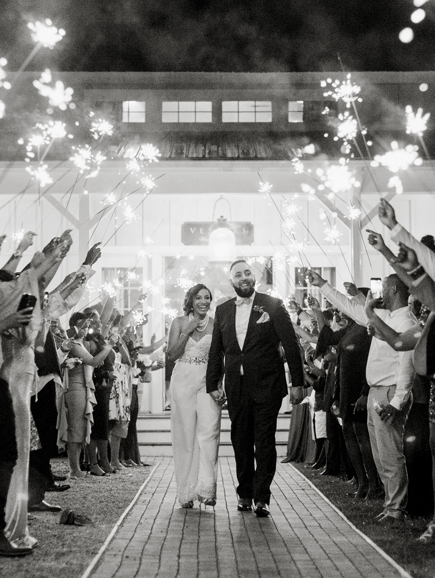 Here's How Couples Are Customizing Their Wedding Exits