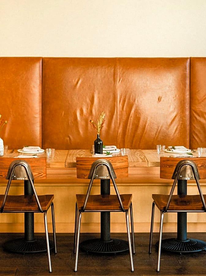 san francisco stonemill matcha restaurant tables