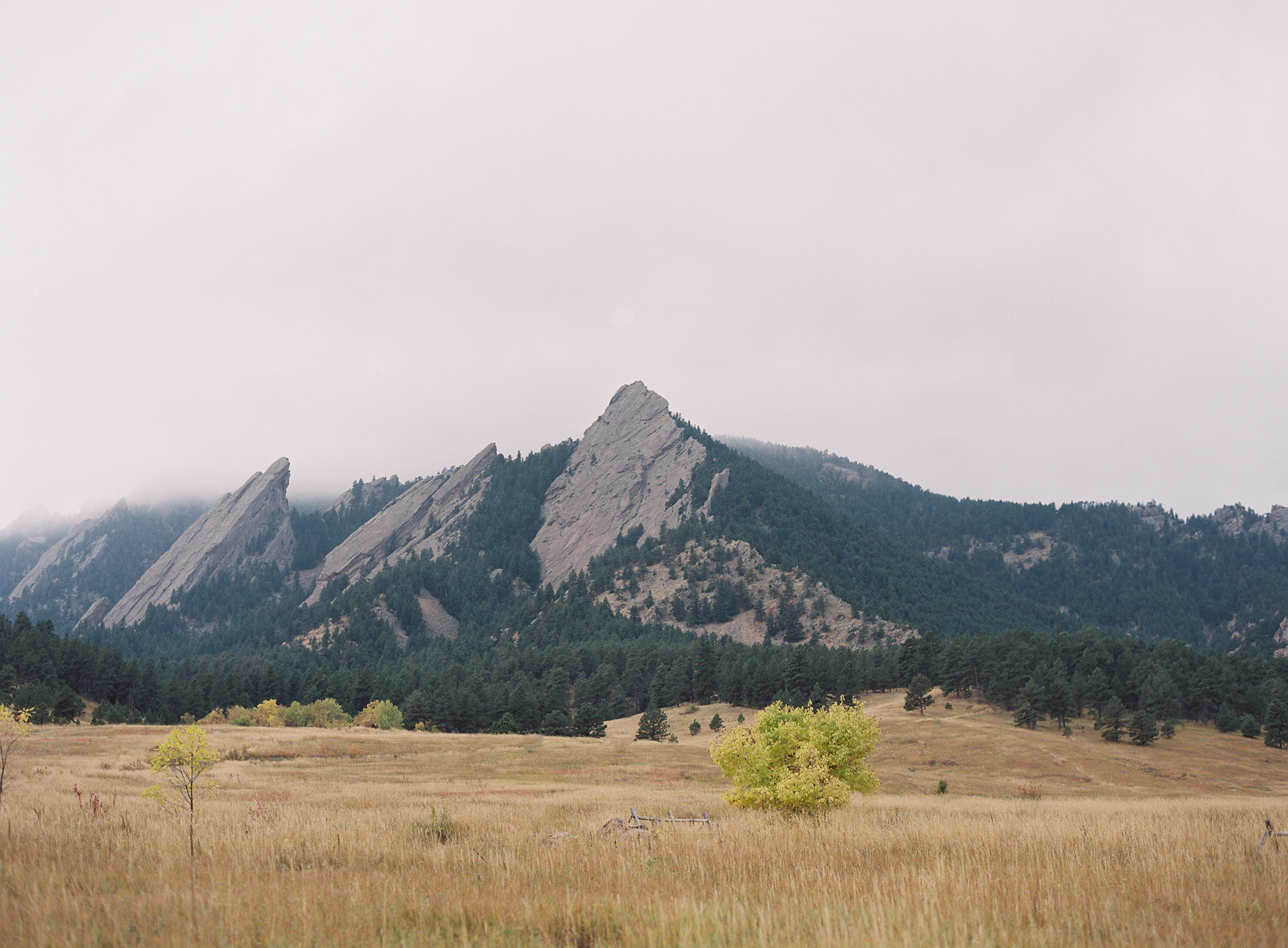 boulder colorado mountain range