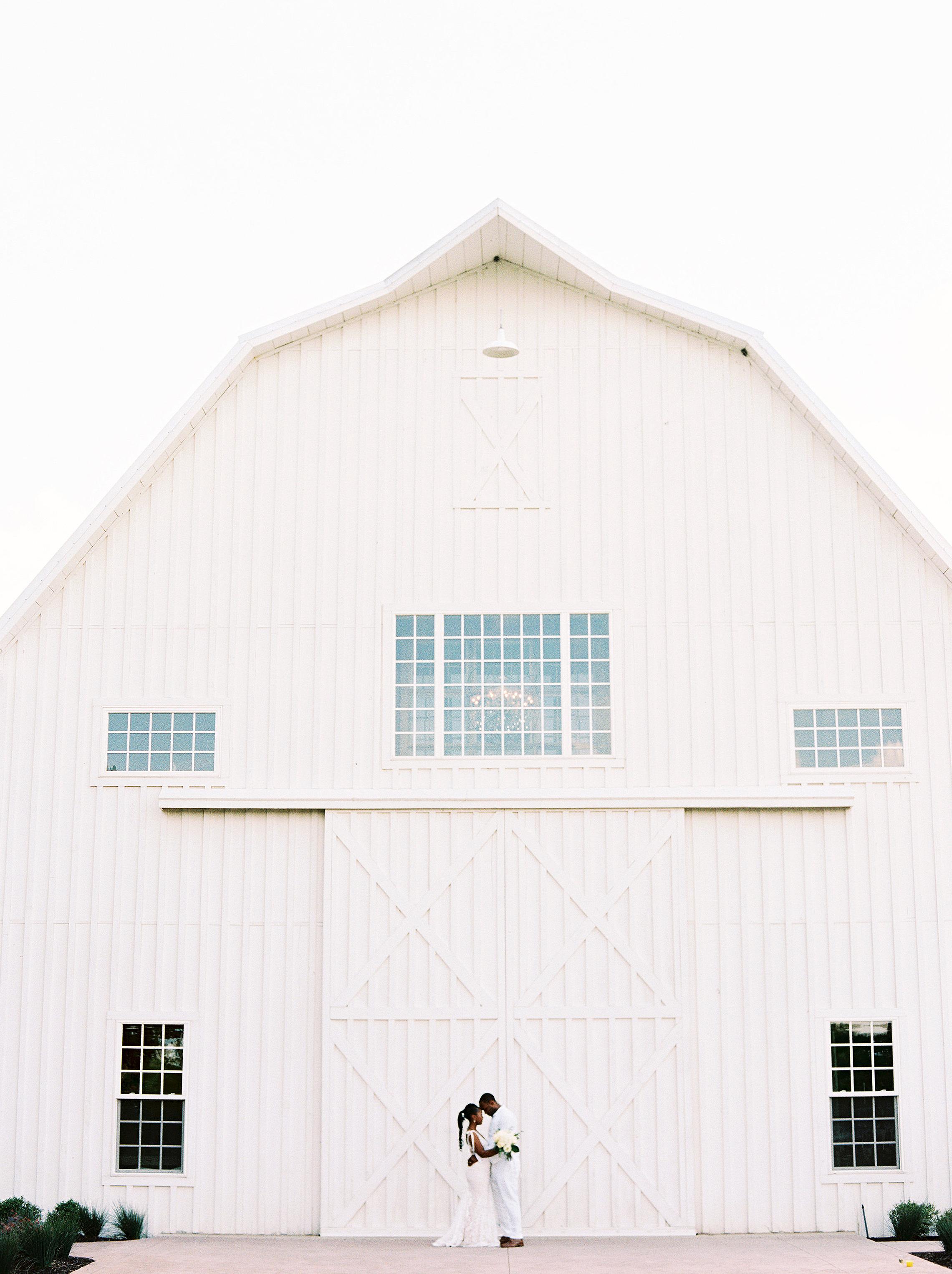 shakira travis wedding barn venue