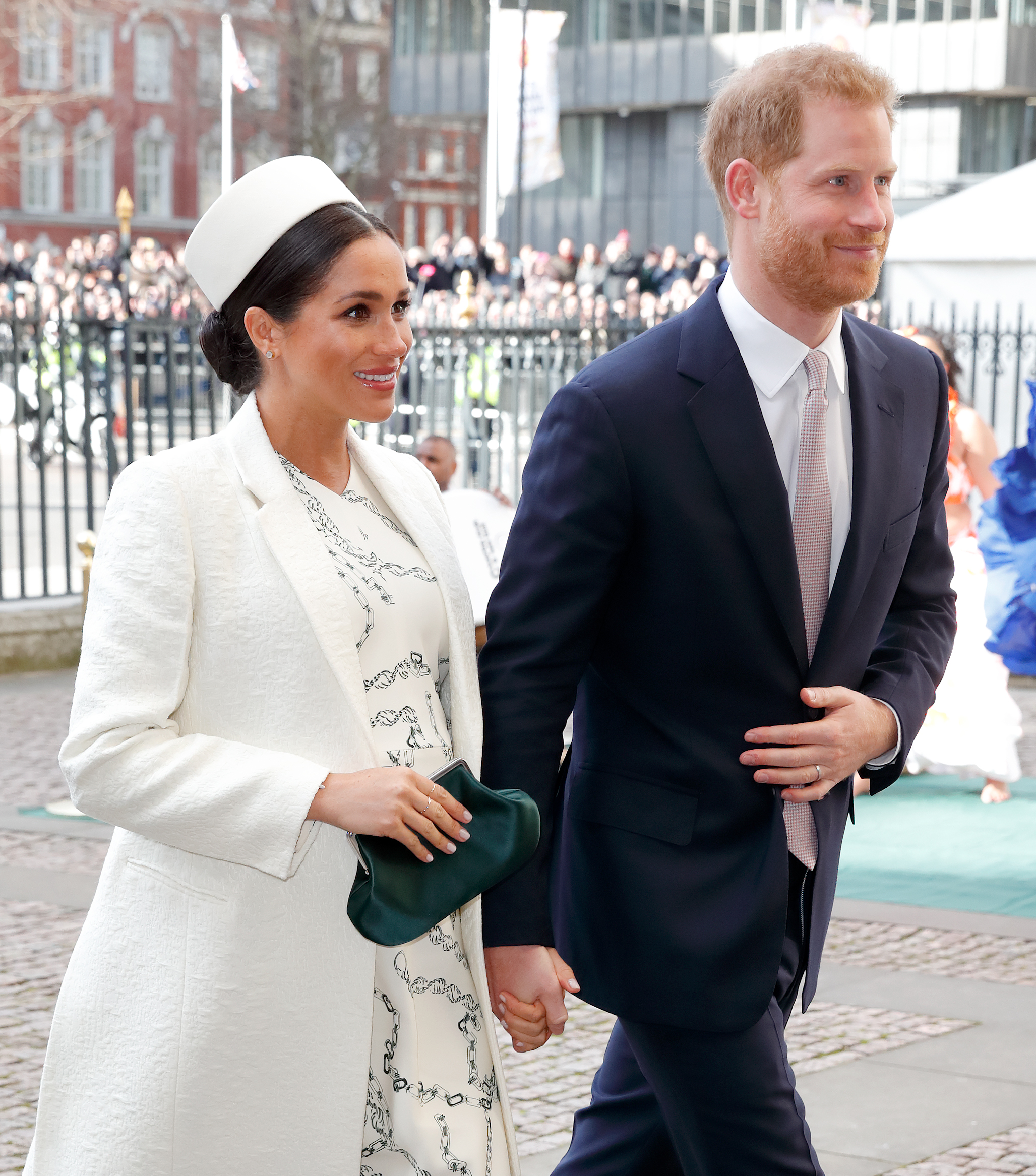 Prince Harry and Meghan Markle Have Welcomed Their First Child!