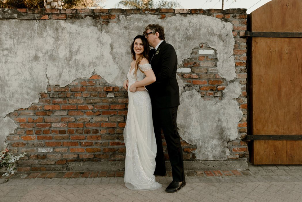 Michelle Branch and Patrick Carney Are Married!