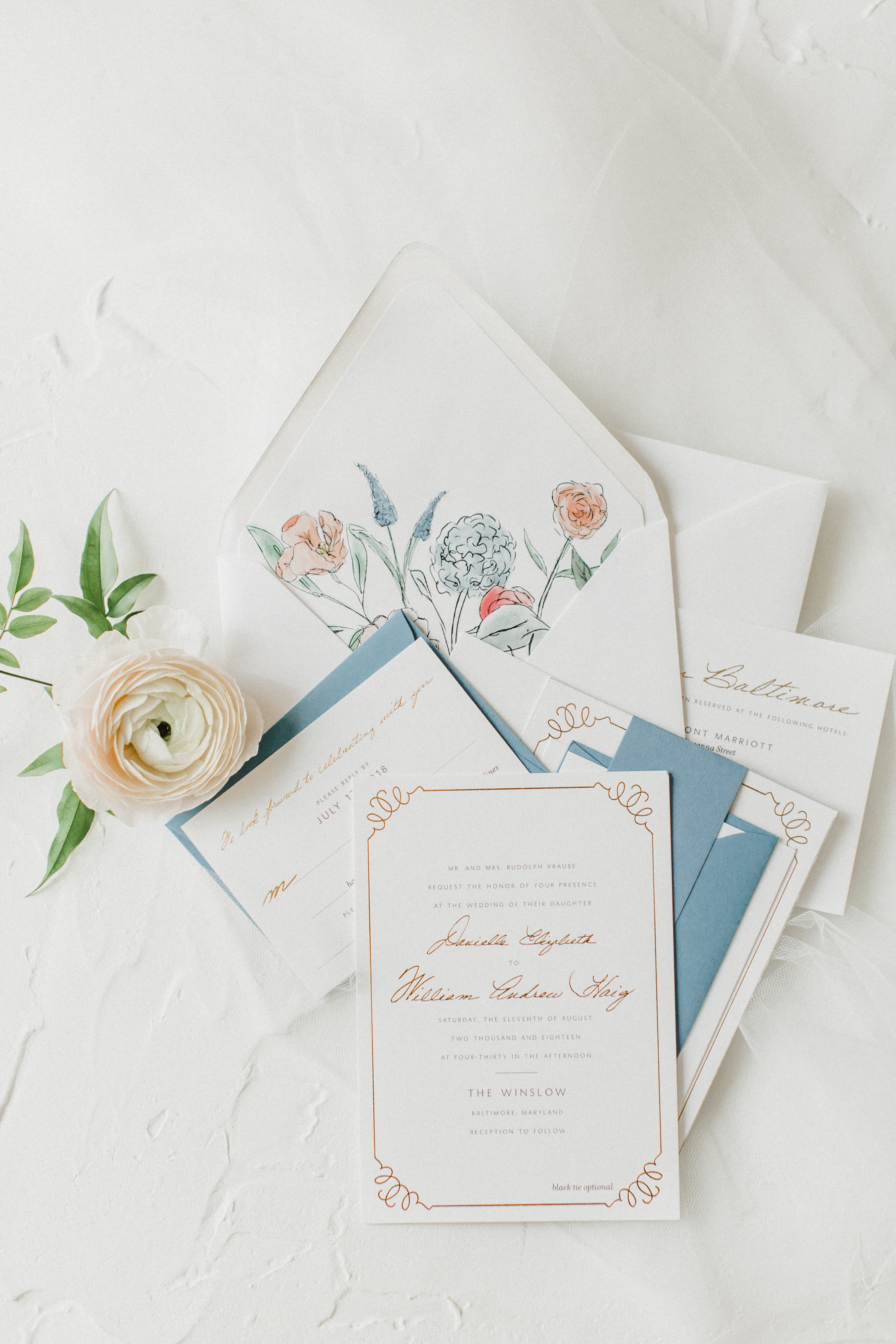 How Much Time Should You Really Allot for Stuffing Your Own Wedding Invitations?