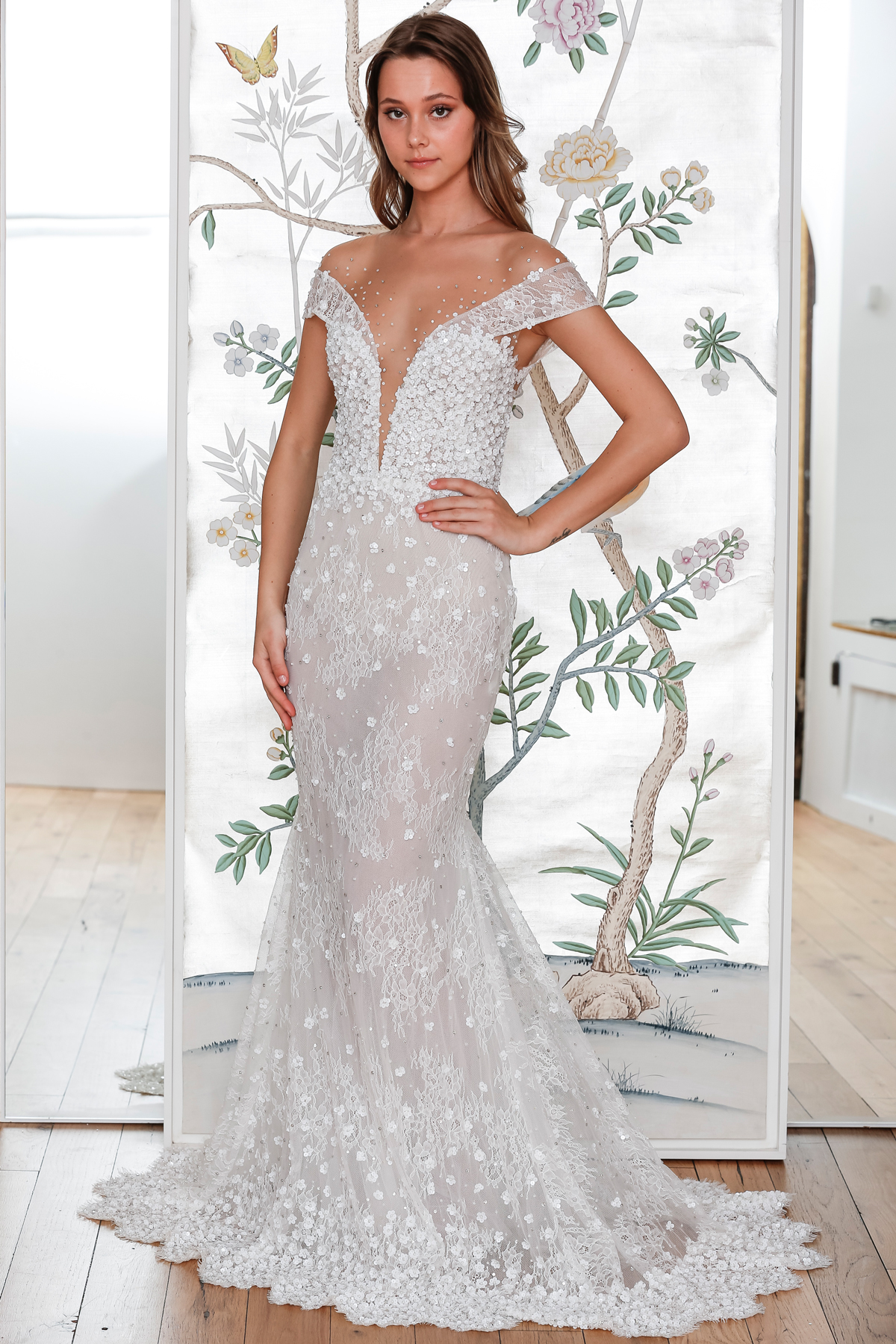 Lee Petra Grebenau Spring 2020 Wedding Dress Collection