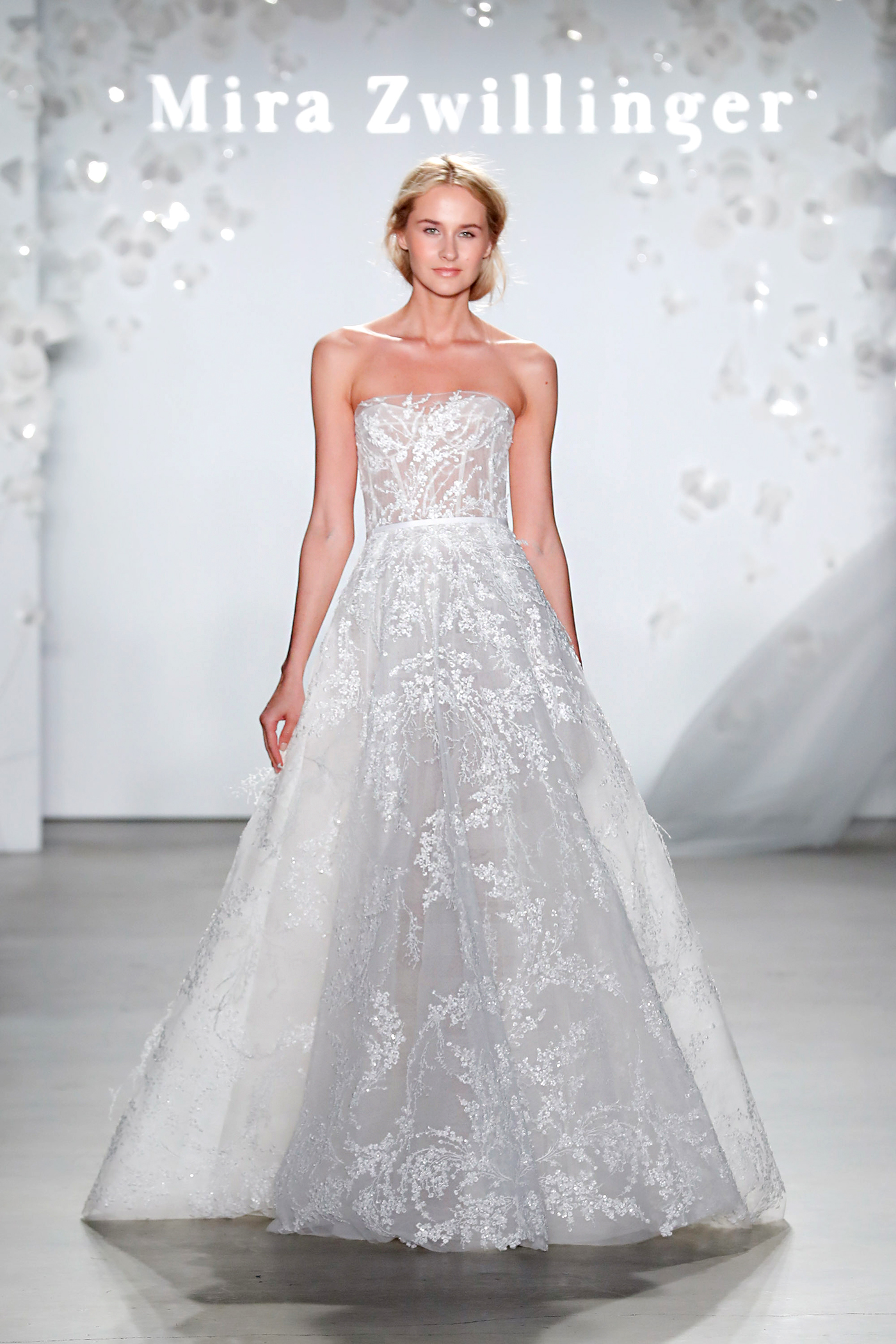 280752ee289db Mira Zwillinger Spring 2020 Wedding Dress Collection | Martha ...