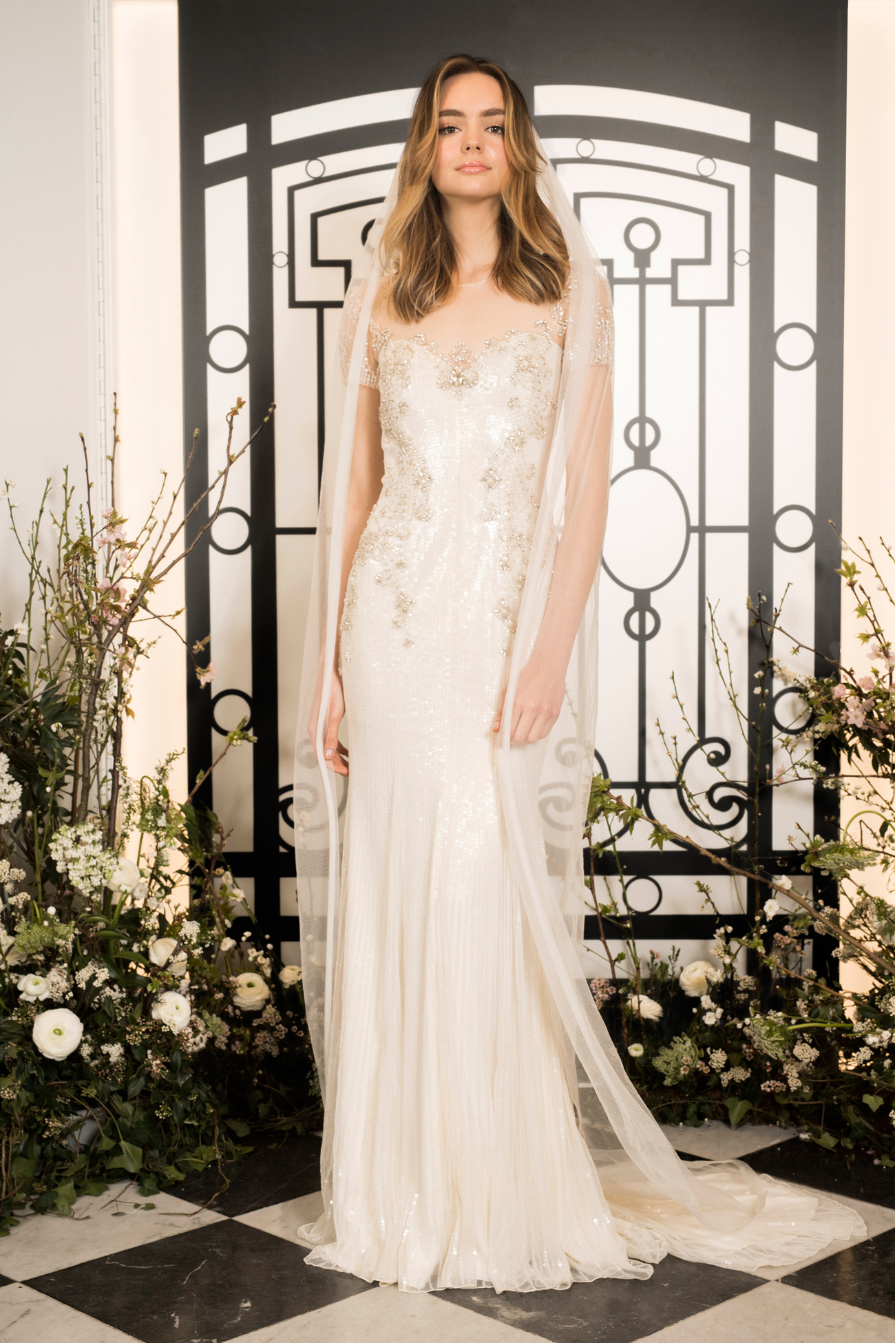 Jenny Packham Spring 2020 Wedding Dress Collection