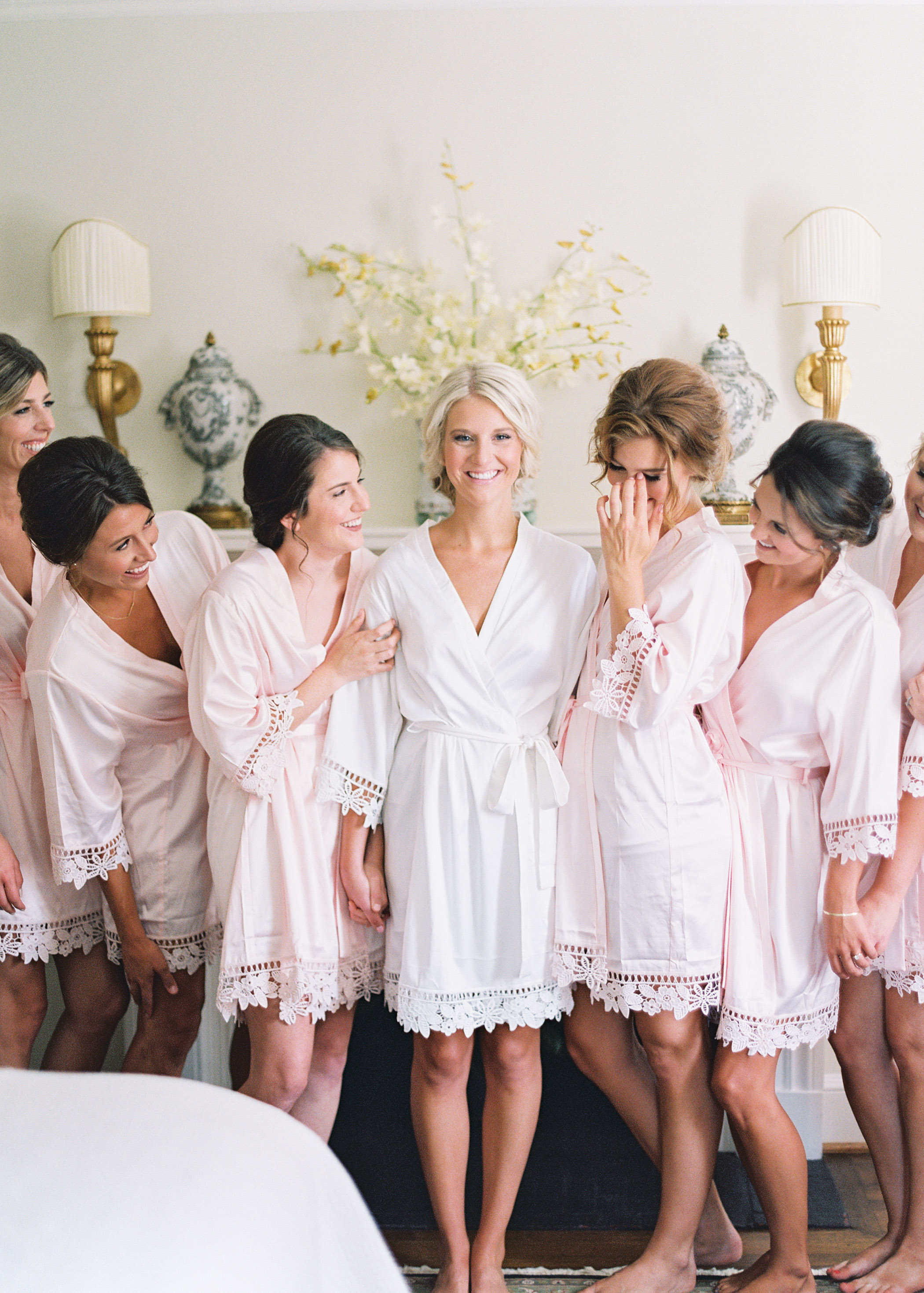 A Bride's Guide to Creating a Hair and Makeup Timeline for the Wedding Morning