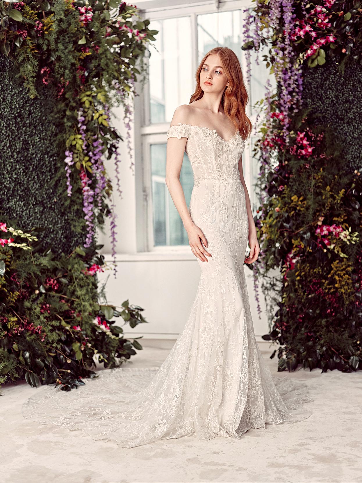 alyne by rita vinieris off-the-shoulder embroidered wedding dress spring 2020