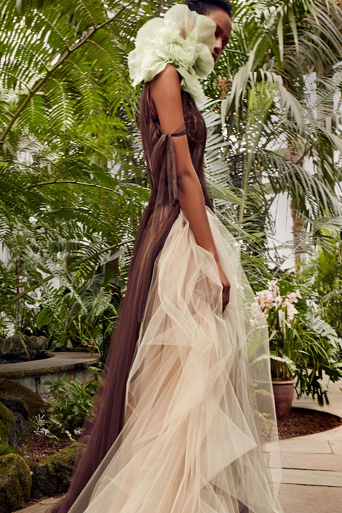 Wedding Dress Trends from Spring 2020 Bridal Fashion Week | Martha