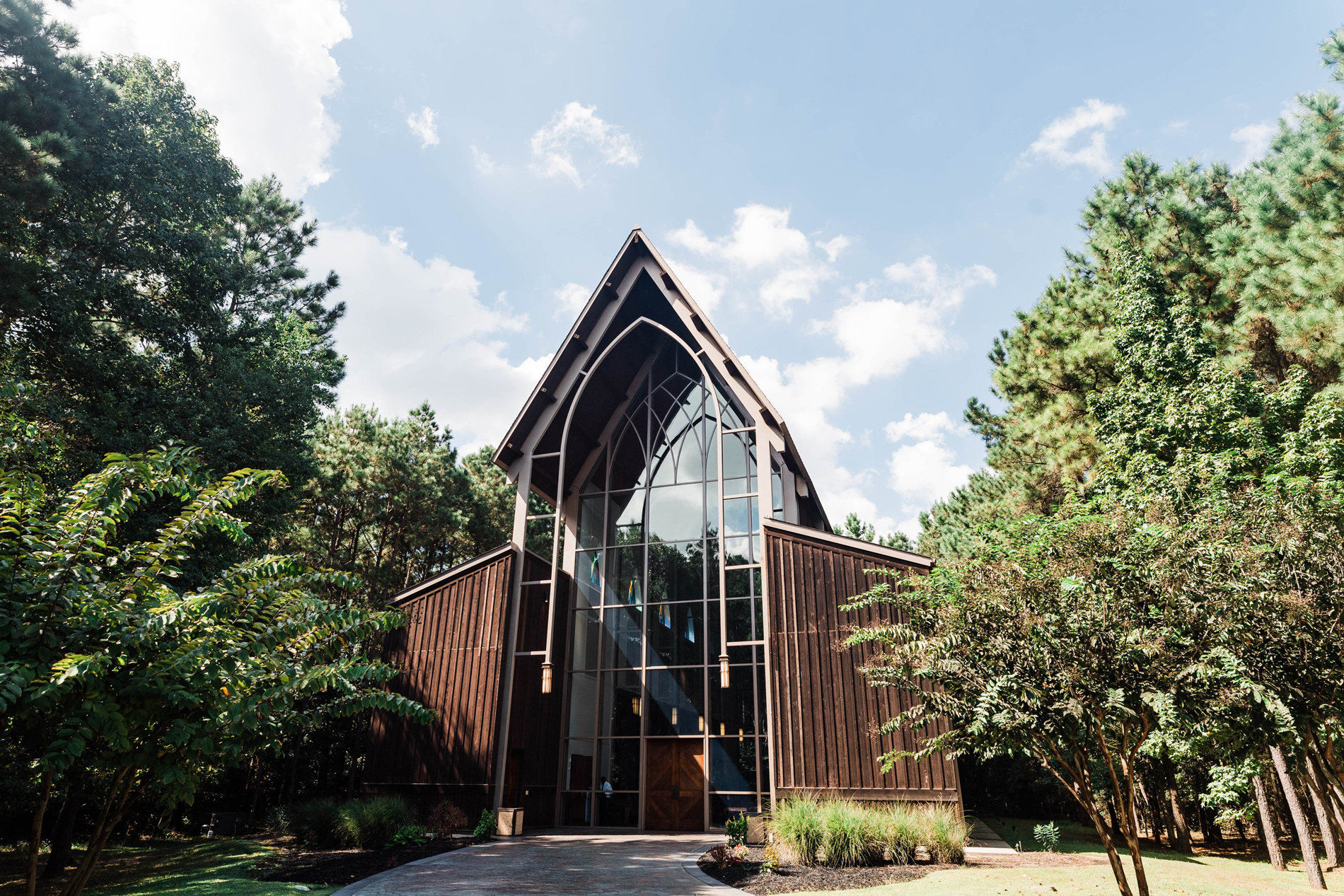 The Chapel in The Woods wedding venue