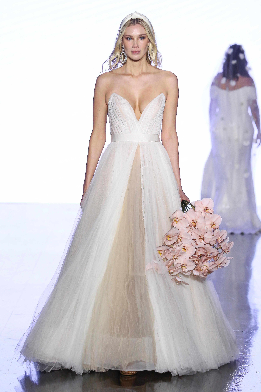 watters sweetheart a-line wedding dress spring 2020