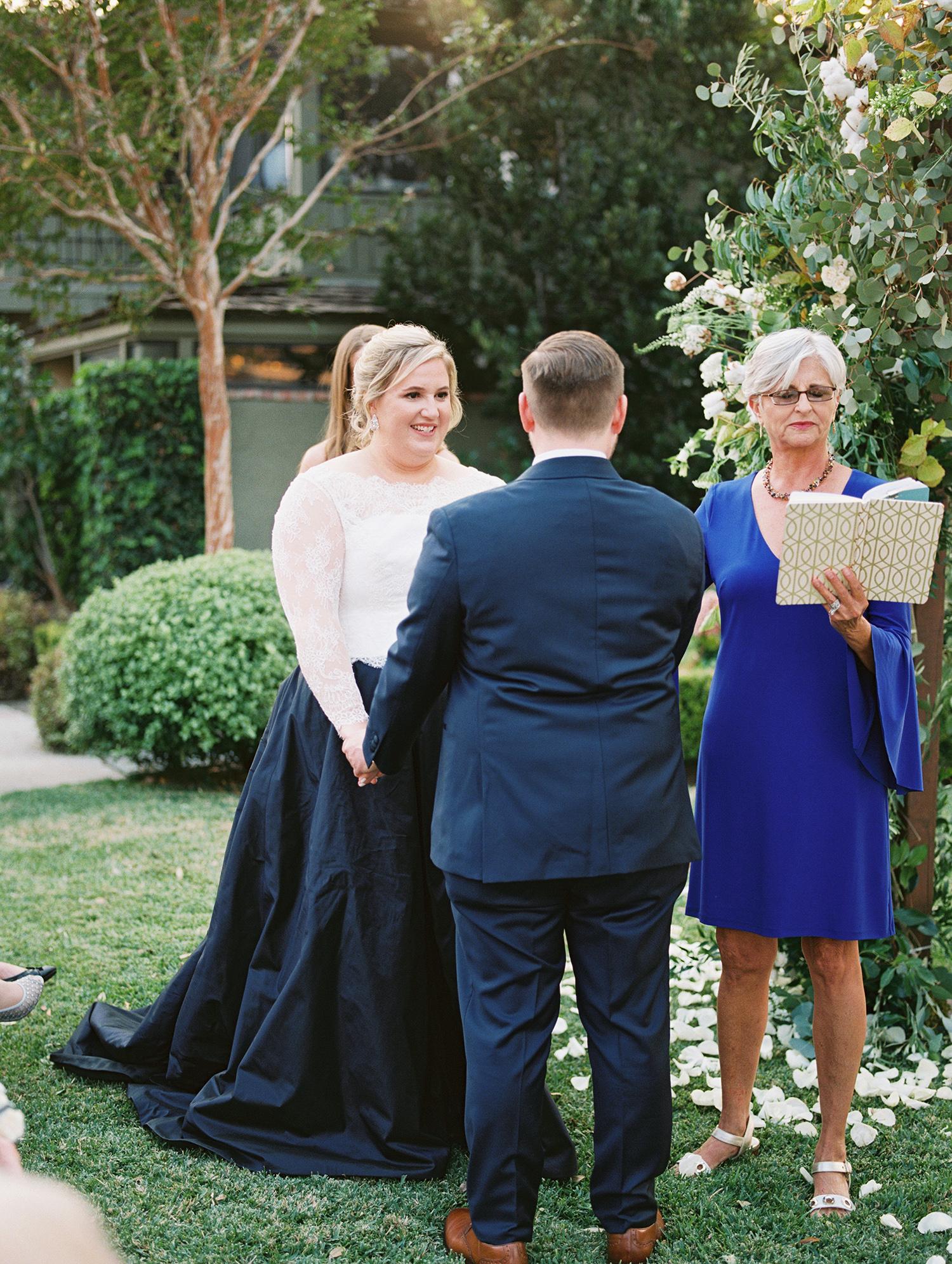 elizabeth scott wedding ceremony vows