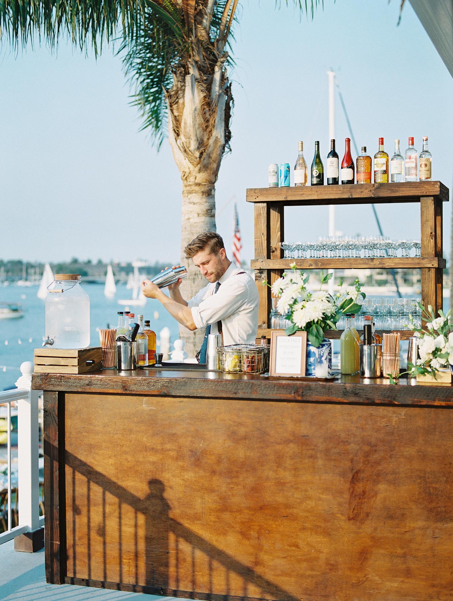elizabeth scott wedding bar by the water