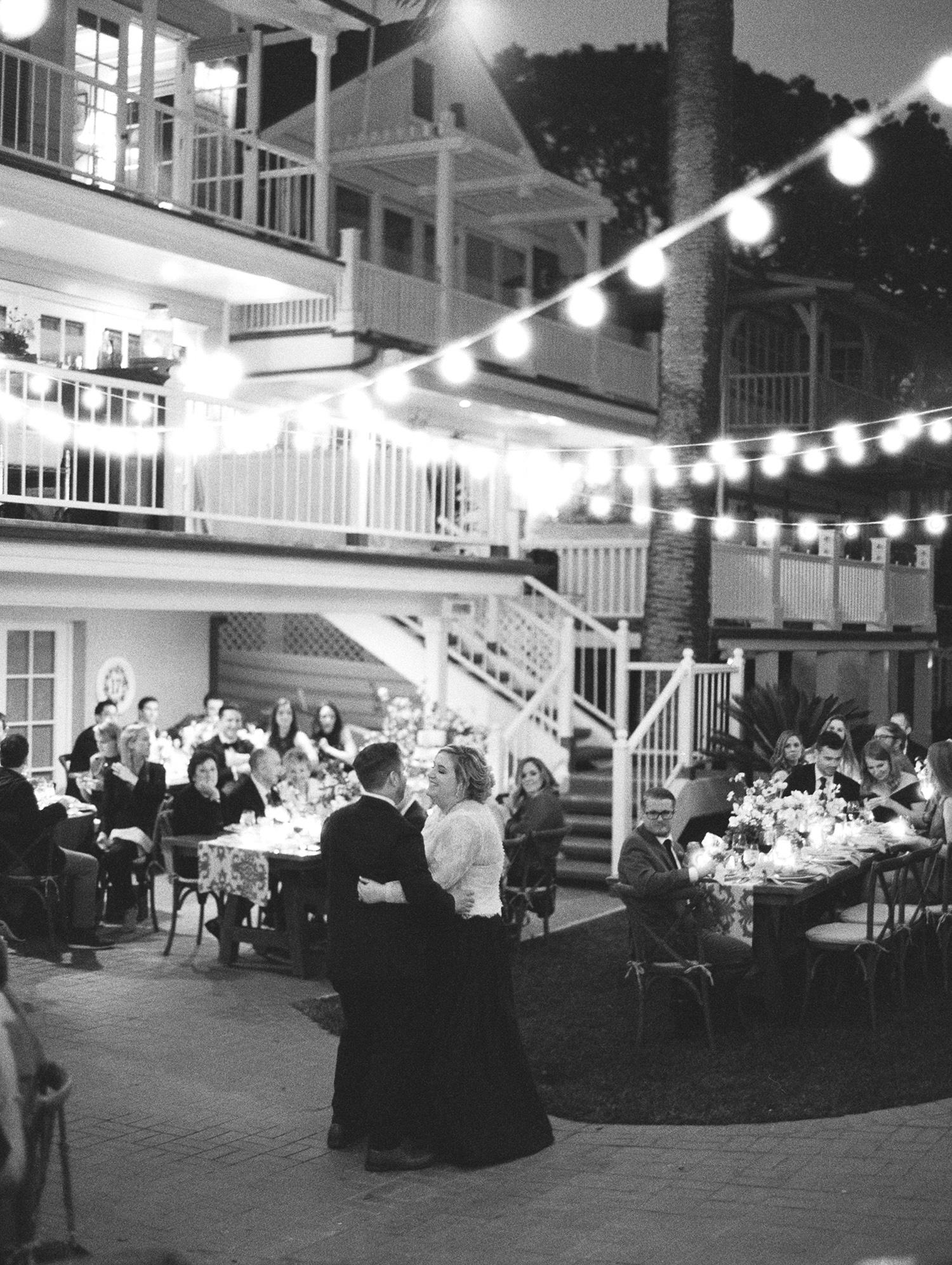 elizabeth scott wedding first dance