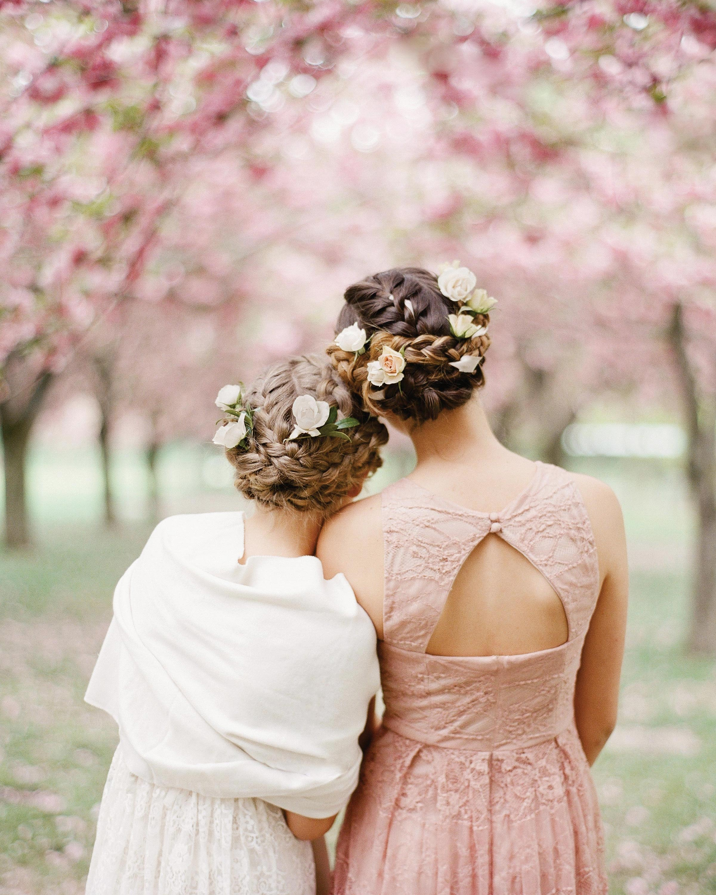 Should a Junior Bridesmaid Wear Makeup on the Wedding Day?