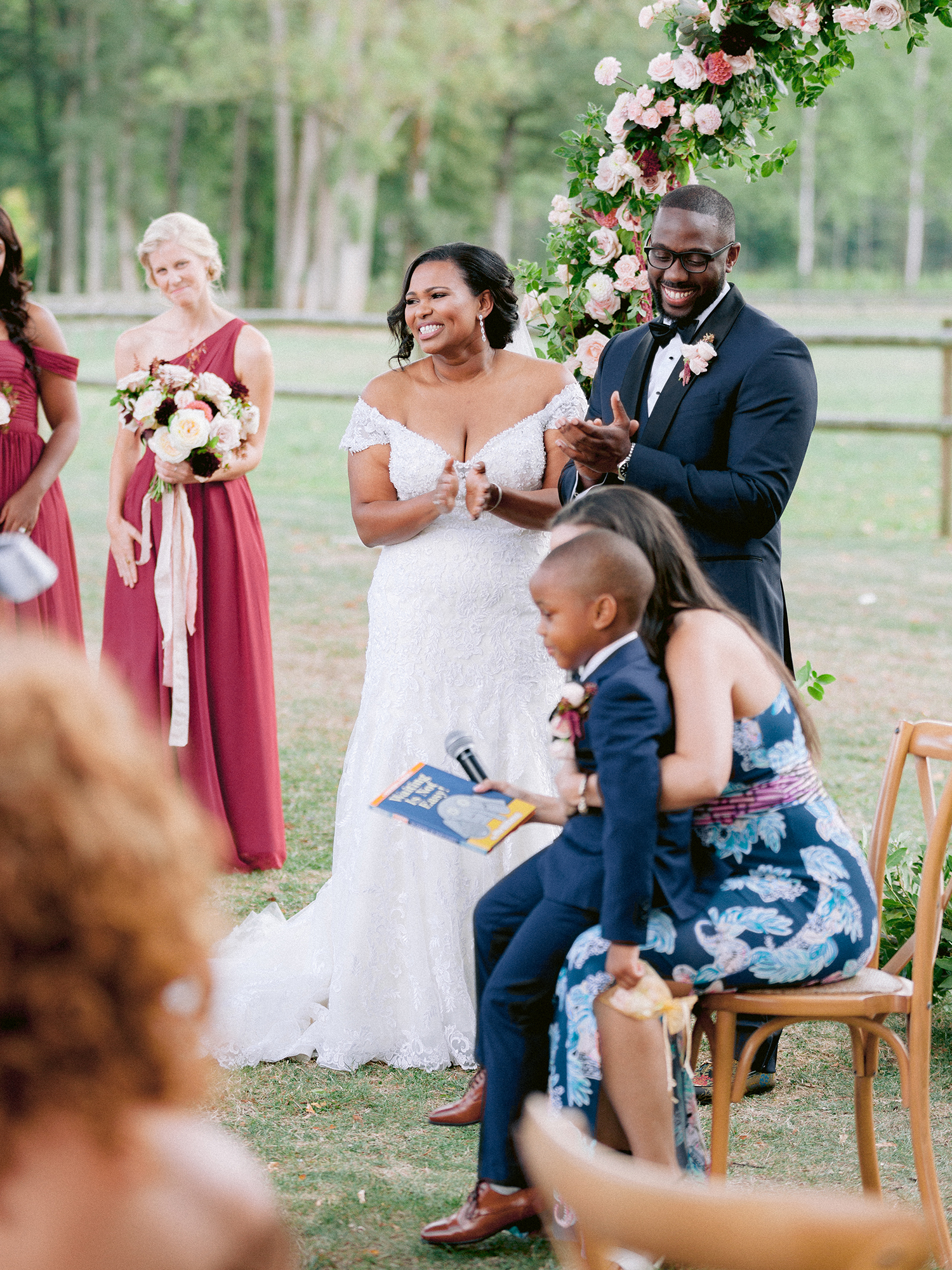 Six Things to Consider Before Choosing a Young Ceremony Reader
