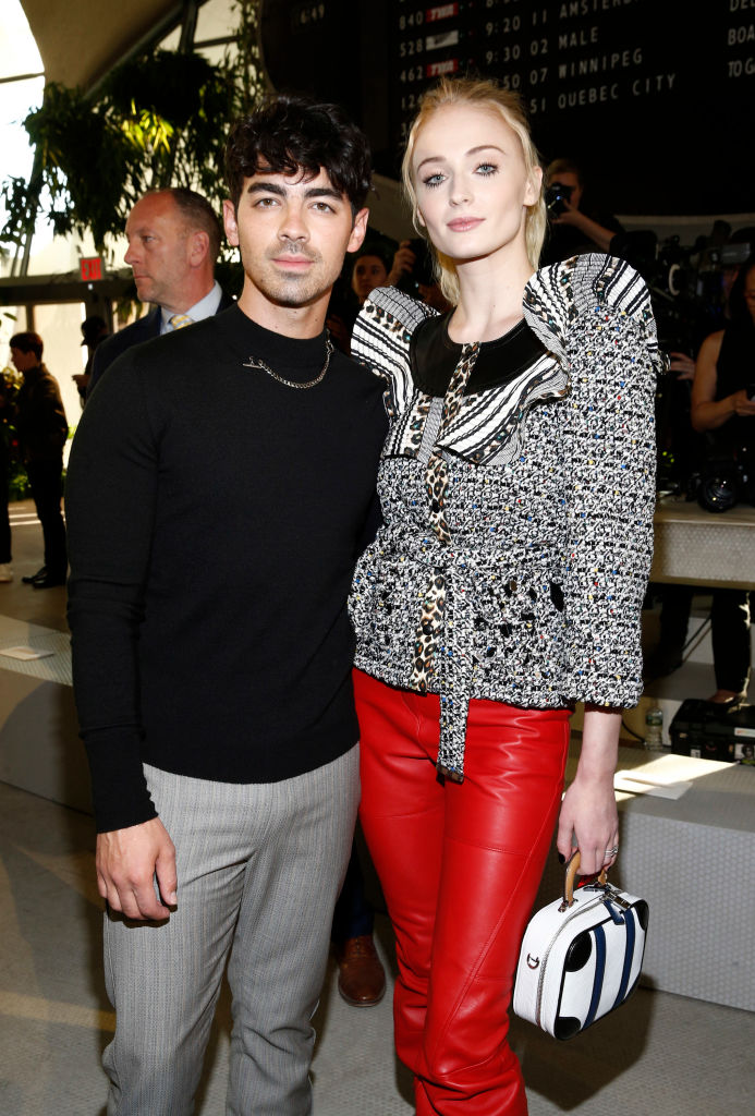 Joe Jonas Credits His and Sophie Turner's Marriage to  Game of Thrones