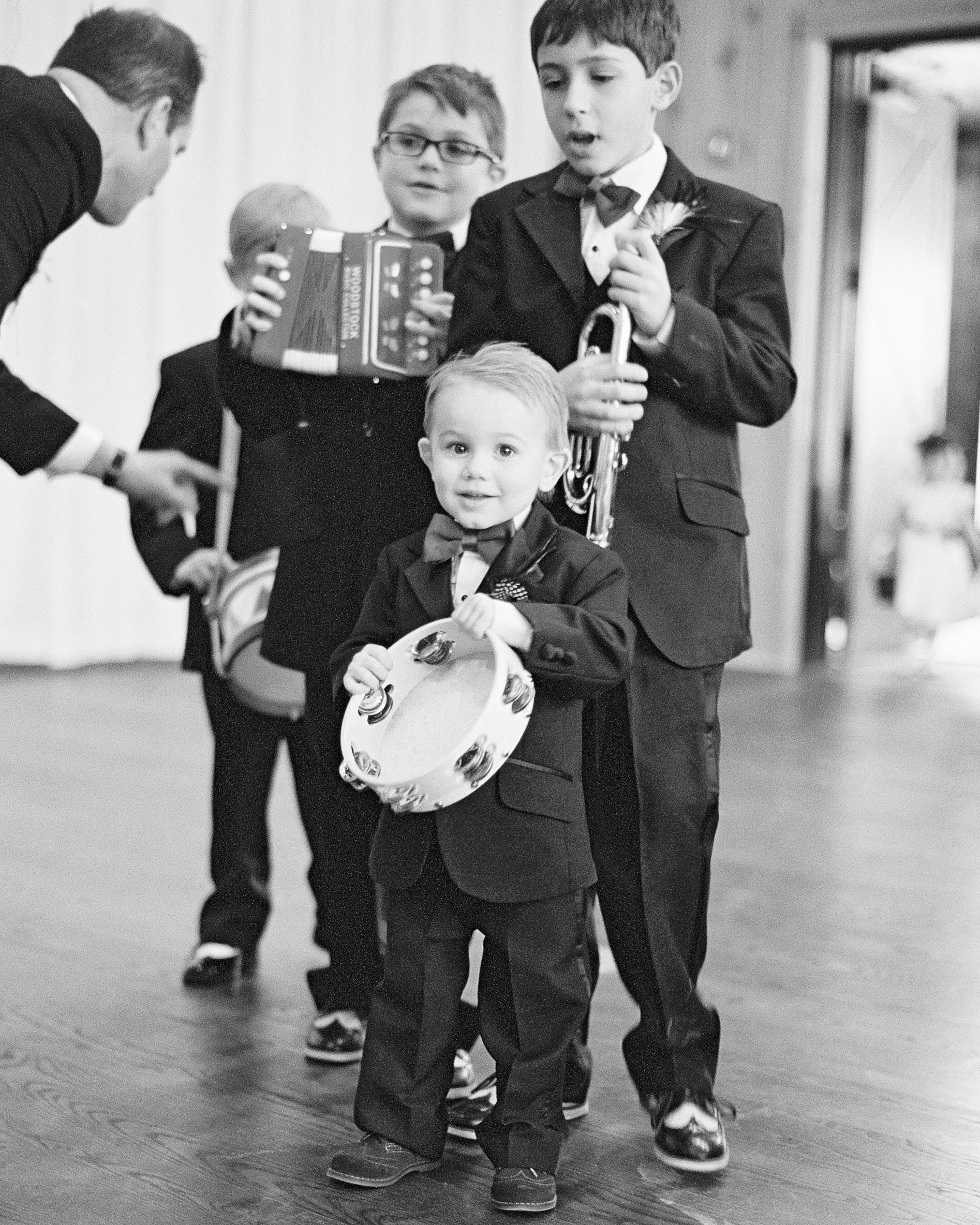 Eight Ways to Involve Young Children in Wedding Planning