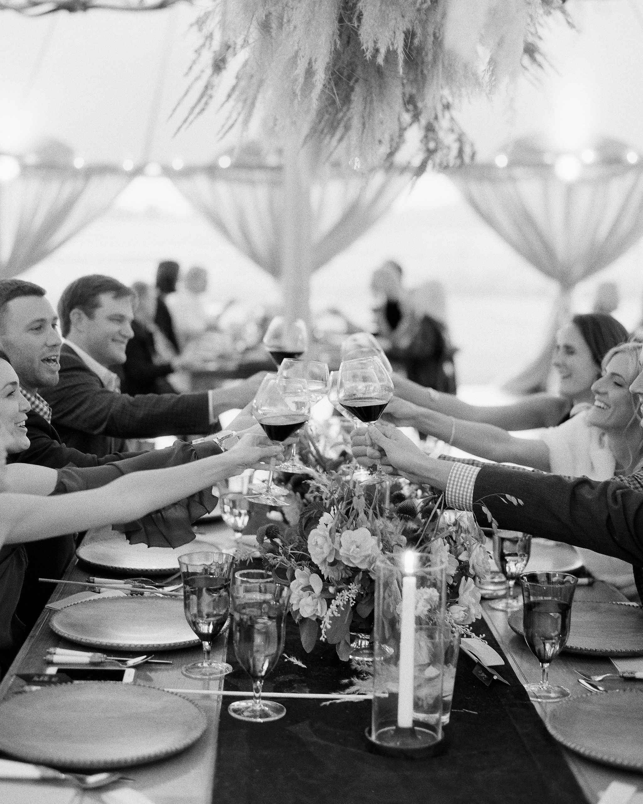 Should All Out-of-Town Wedding Guests Be Invited to the Rehearsal Dinner?