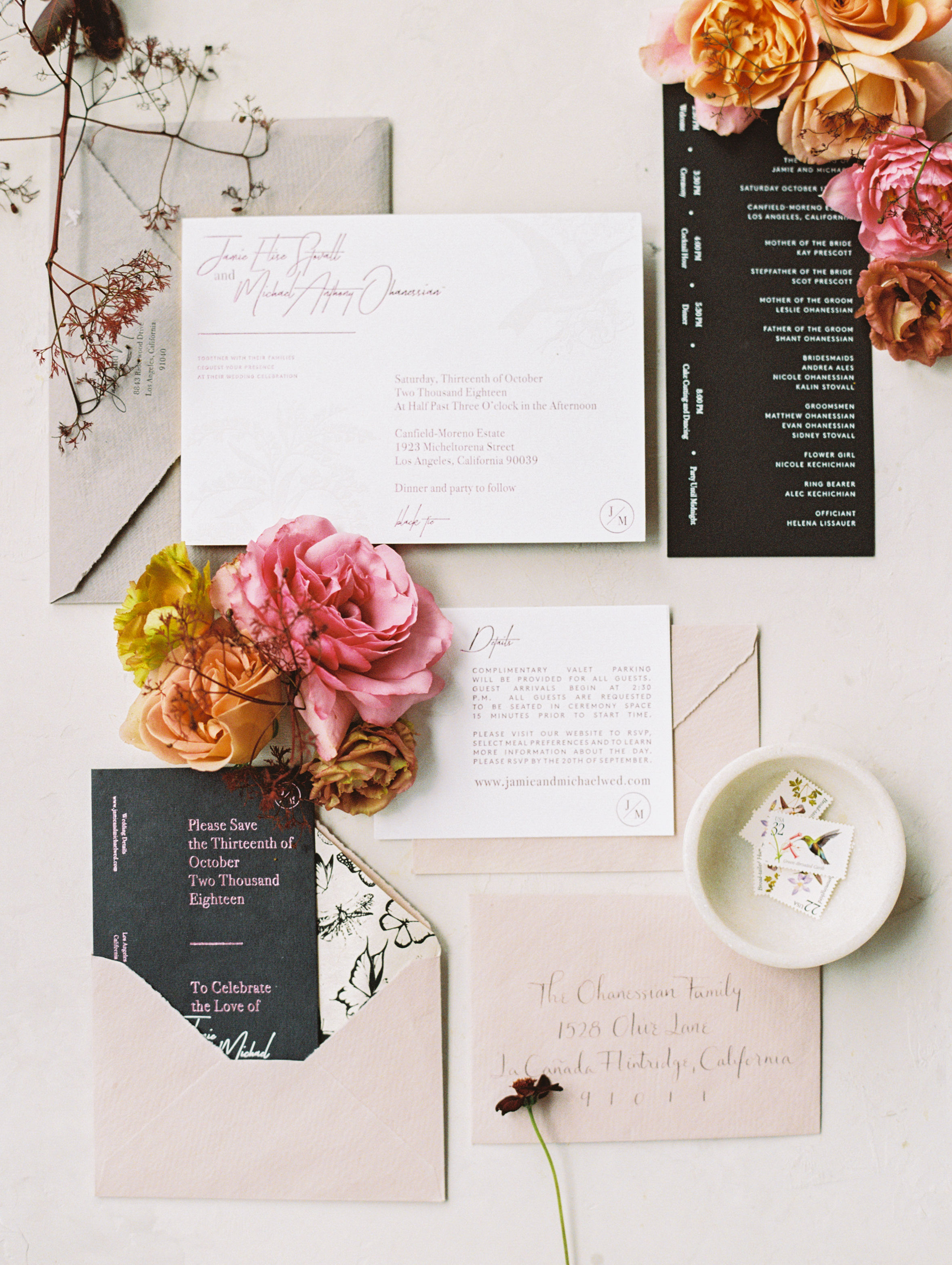 How to Choose the Right Font for Your Wedding Invitations
