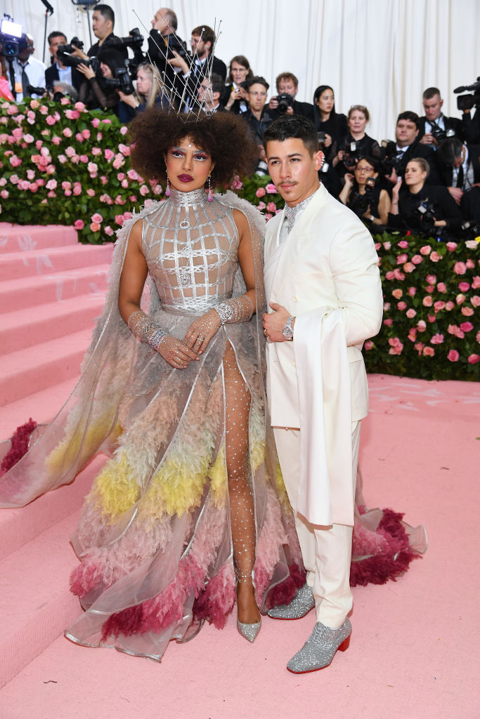 Nick Jonas and Priyanka Chopra 2019 Met Gala