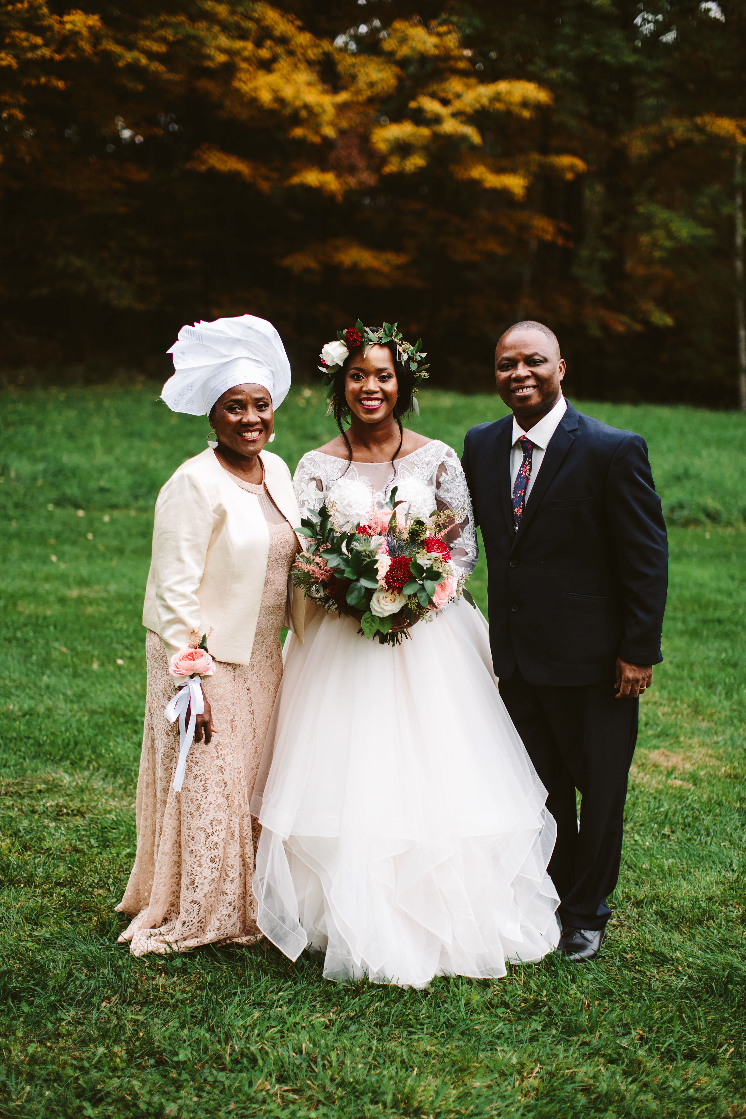 rivka aaron wedding parents of the bride