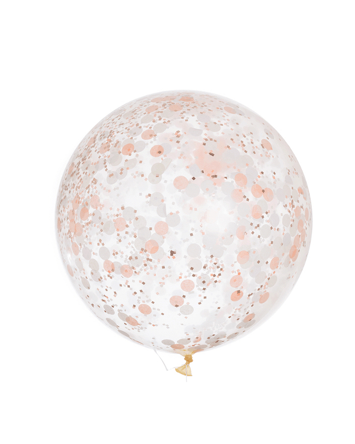 bachelorette party supplies confetti balloon