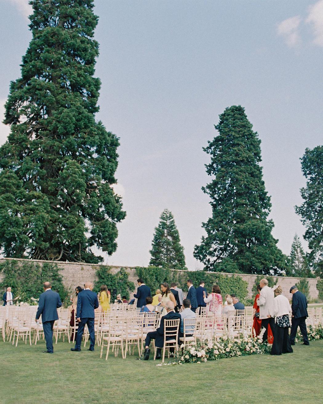Powerscourt Estate & Gardens walled garden venue