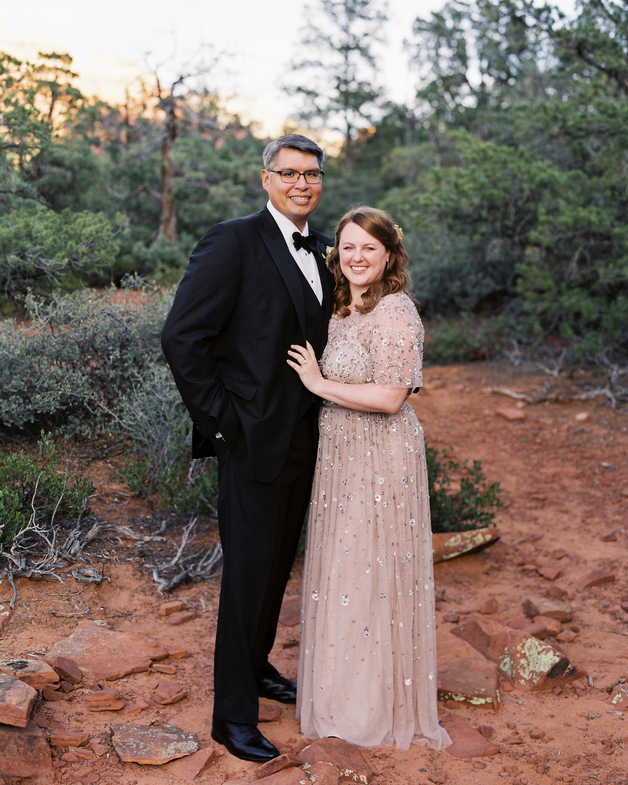 stefanie terrel wedding bride groom