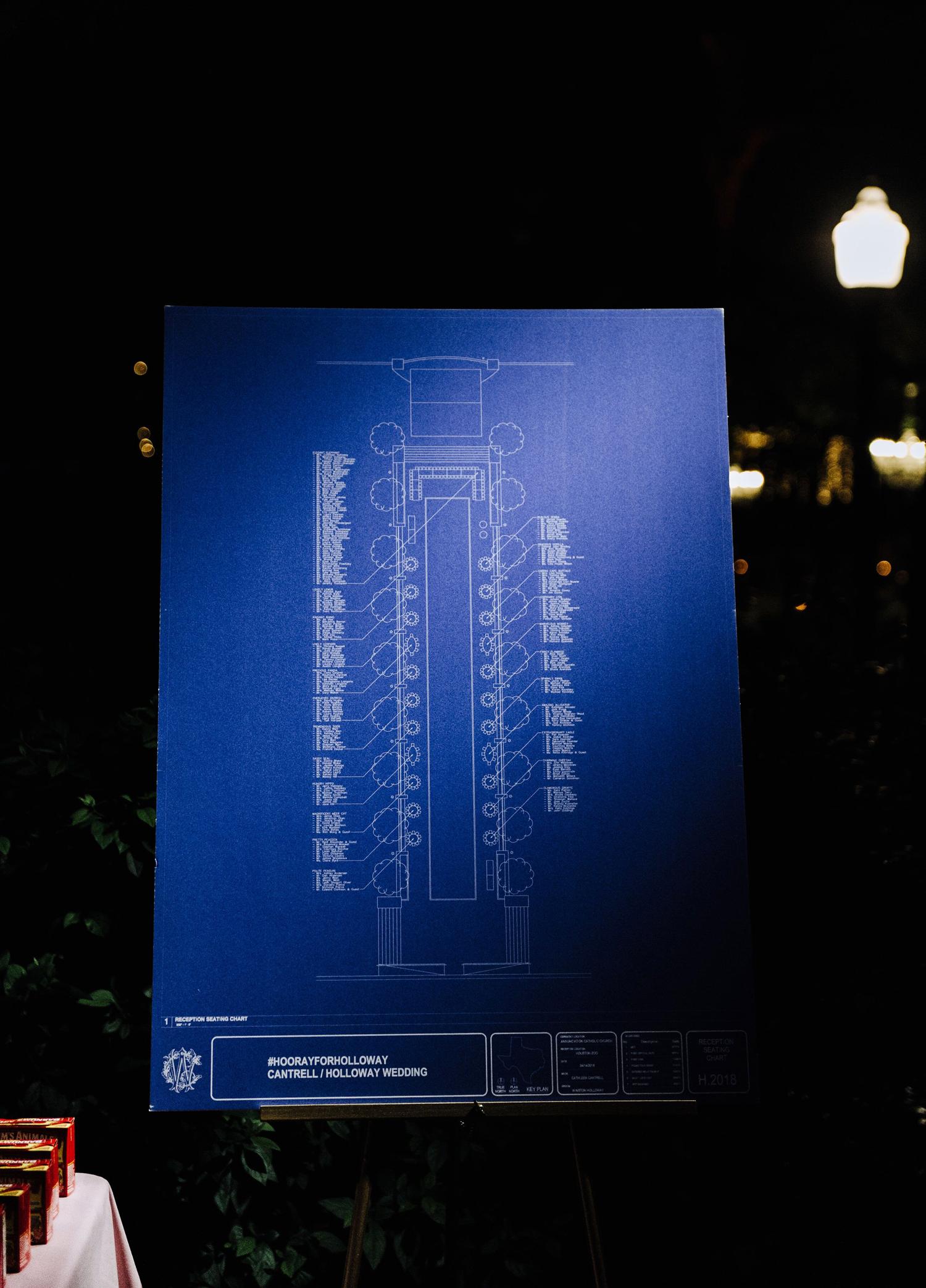 cathleen and winston wedding blueprint seating chart